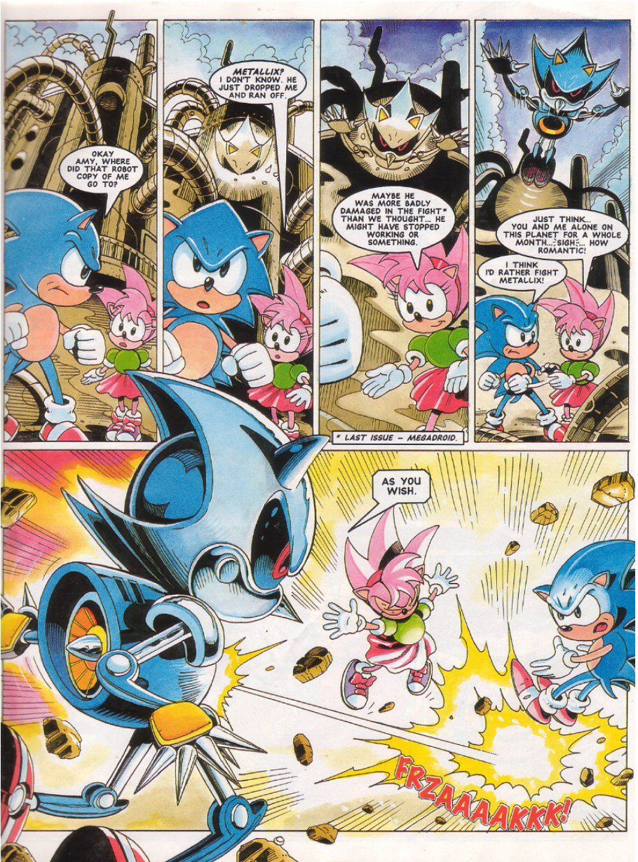 Read online Sonic the Comic comic -  Issue #27 - 5
