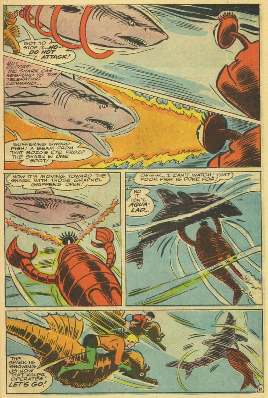 Read online Aquaman (1962) comic -  Issue #30 - 15