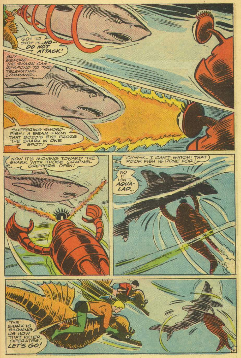 Aquaman (1962) Issue #30 #30 - English 15