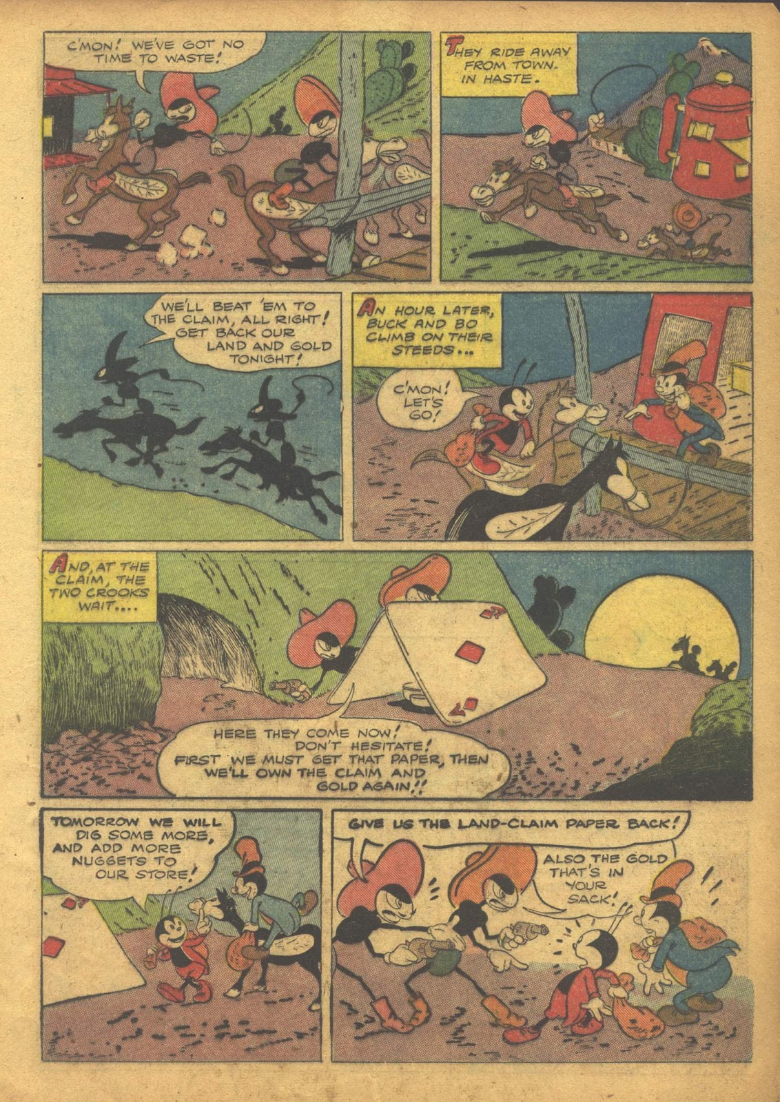 Walt Disney's Comics and Stories issue 63 - Page 19
