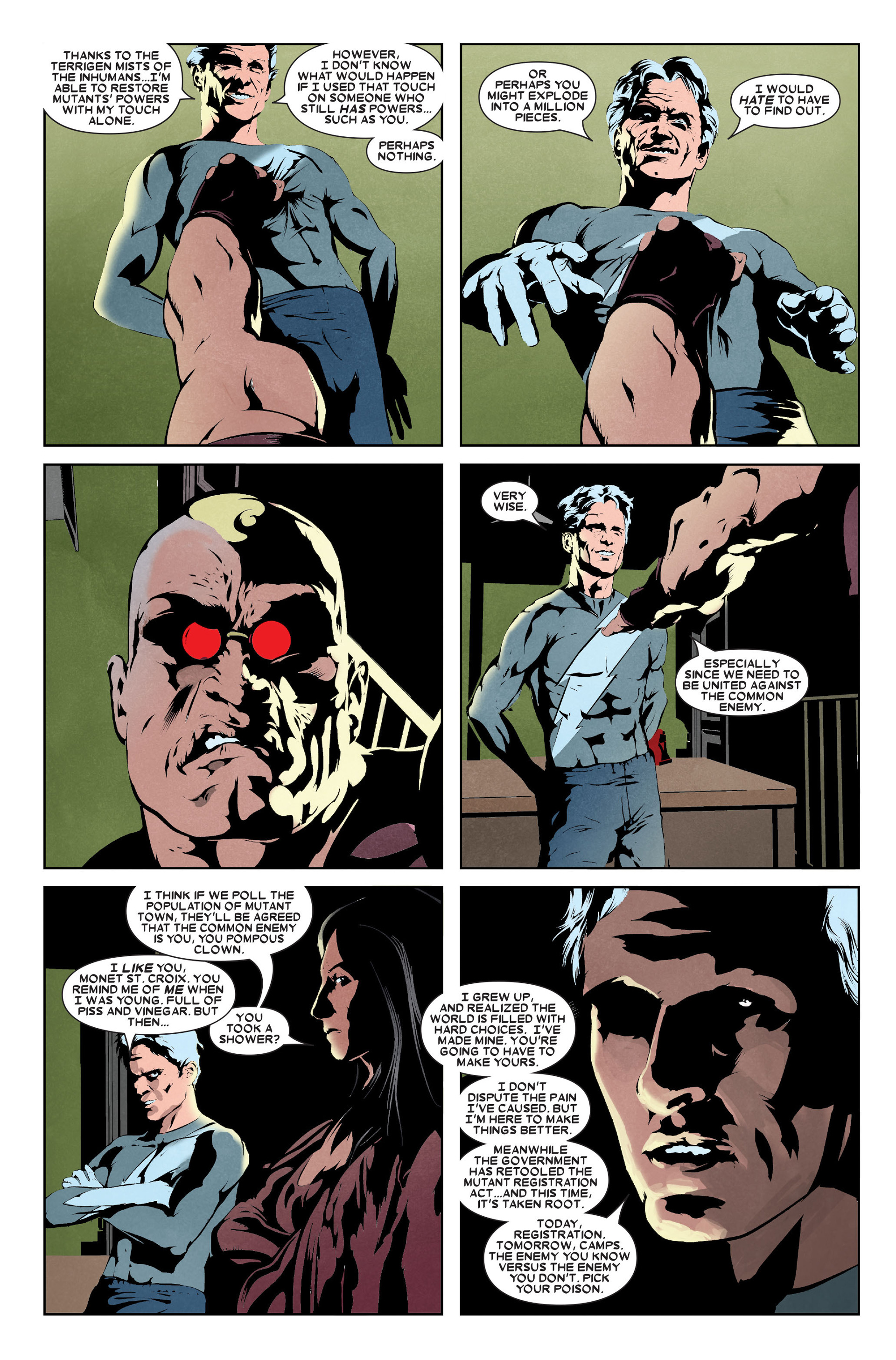 Read online X-Factor (2006) comic -  Issue #9 - 5
