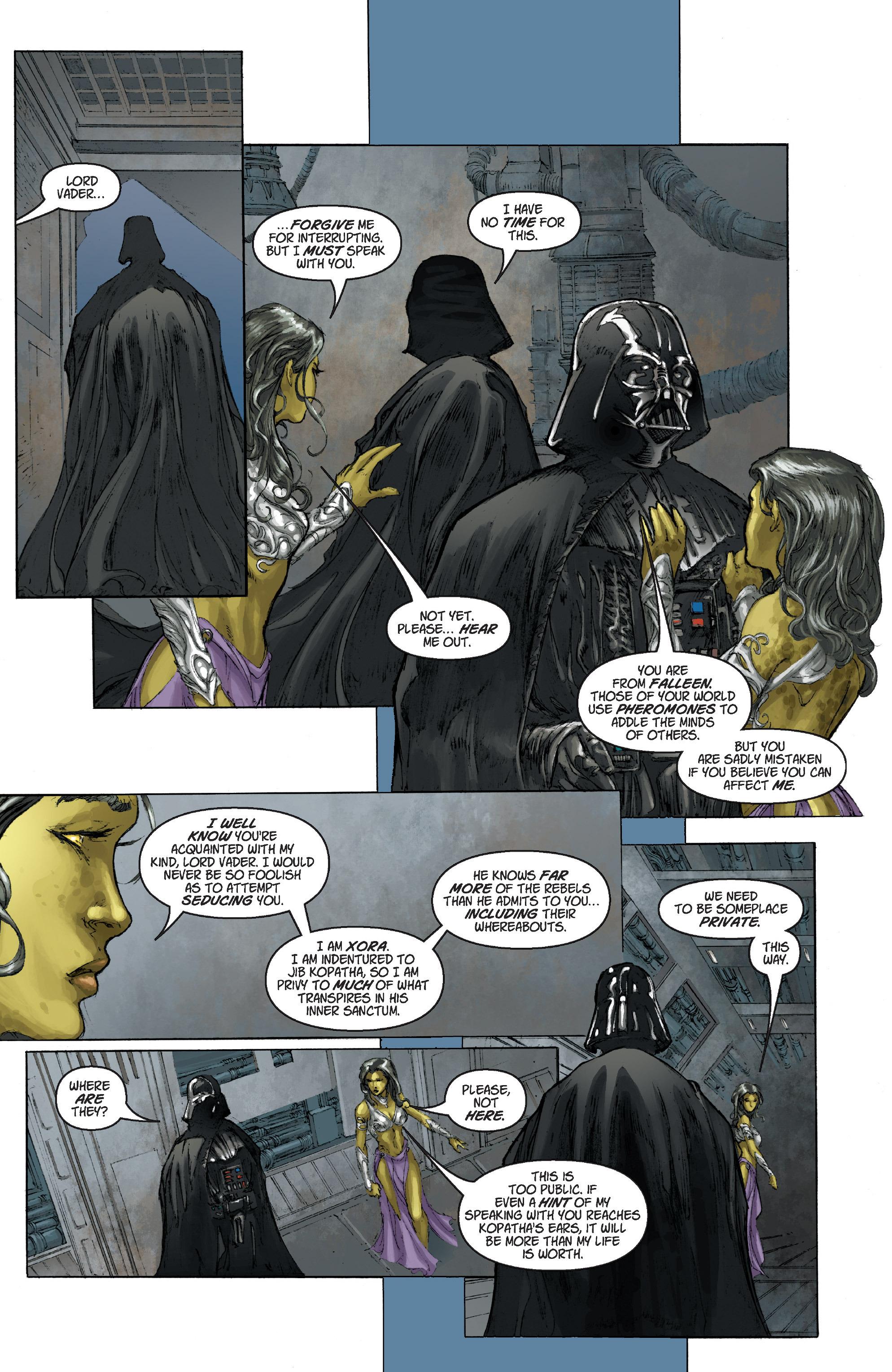 Read online Star Wars Omnibus comic -  Issue # Vol. 17 - 296