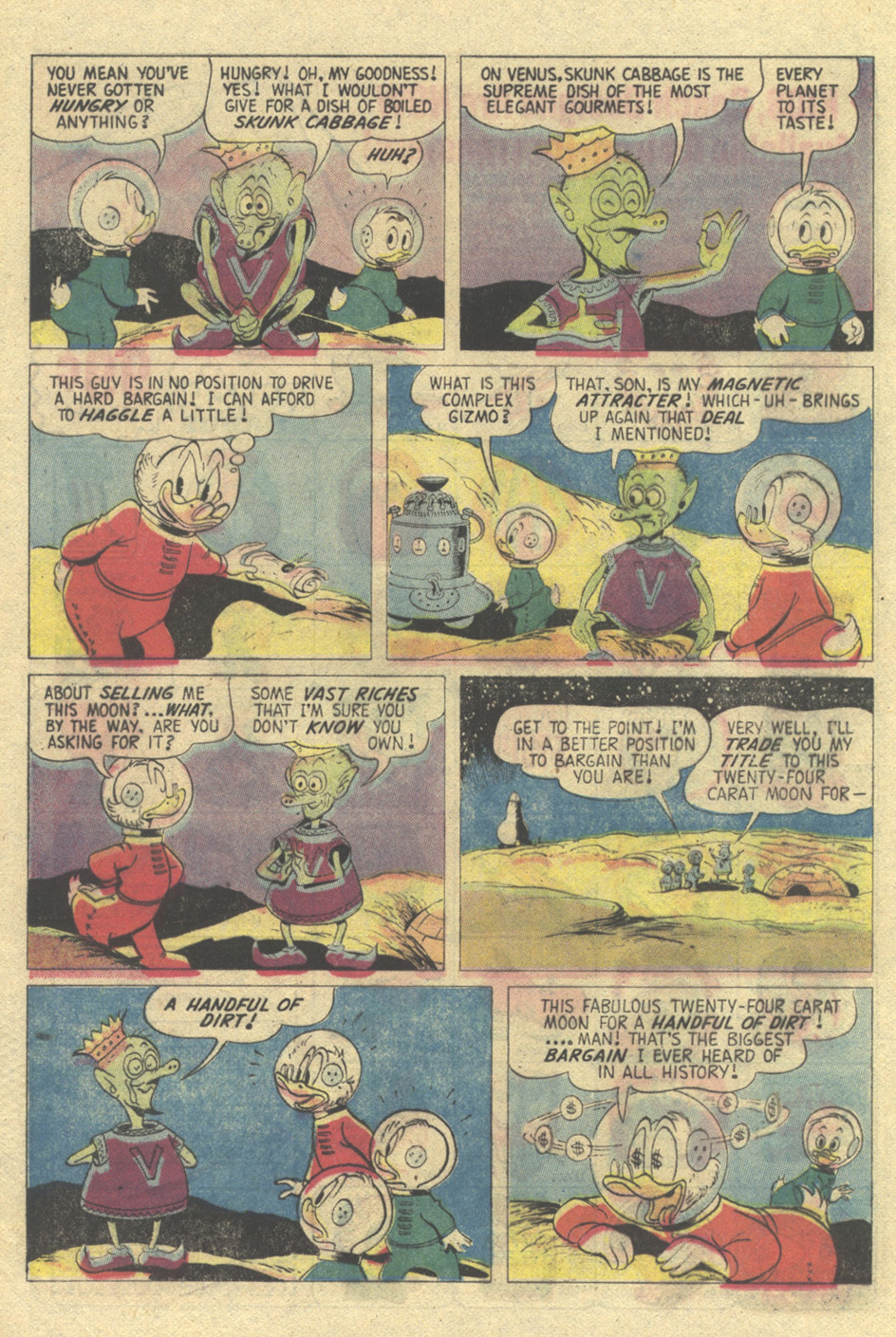 Read online Uncle Scrooge (1953) comic -  Issue #135 - 24