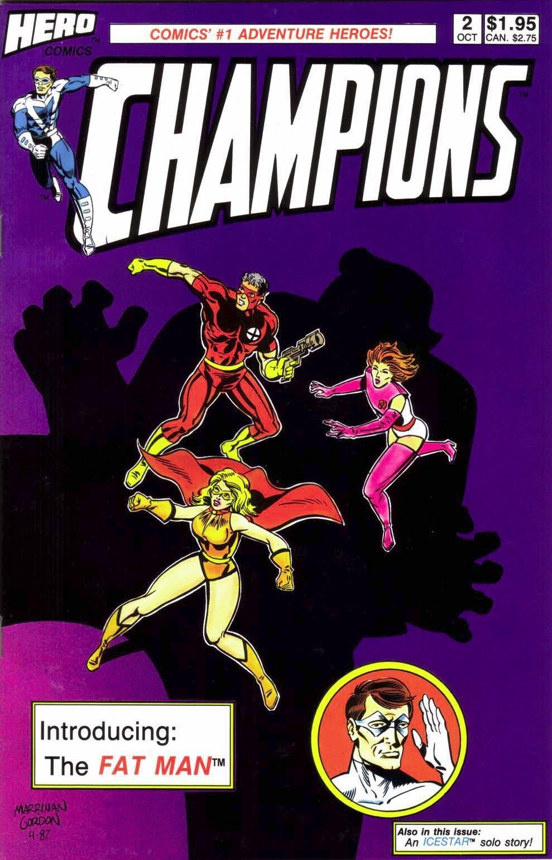 Champions (1987) 2 Page 1