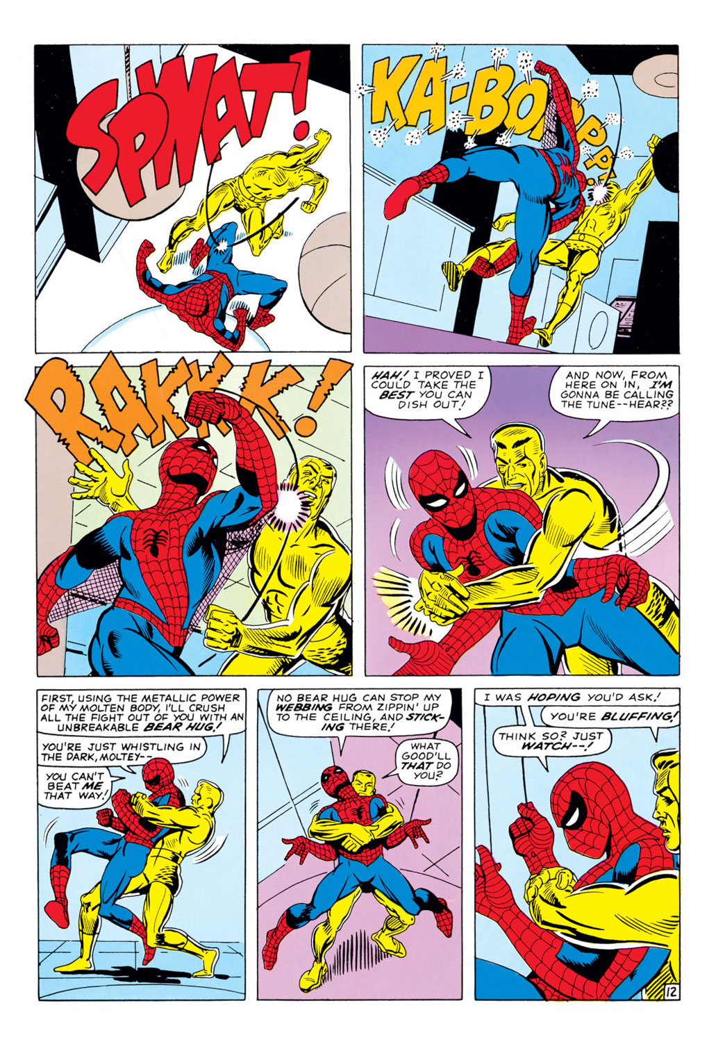 The Amazing Spider-Man (1963) 35 Page 12