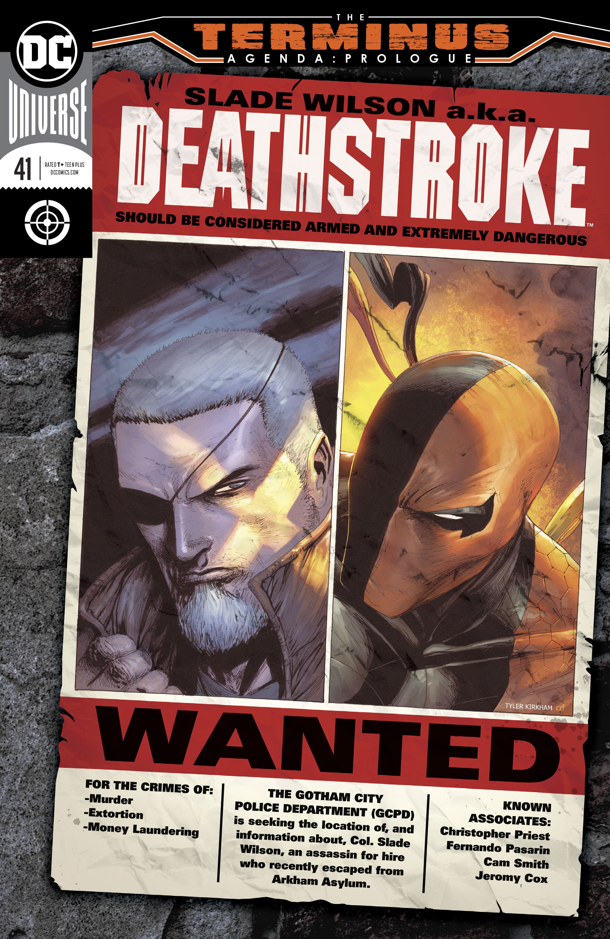 Deathstroke (2016) 41 Page 1