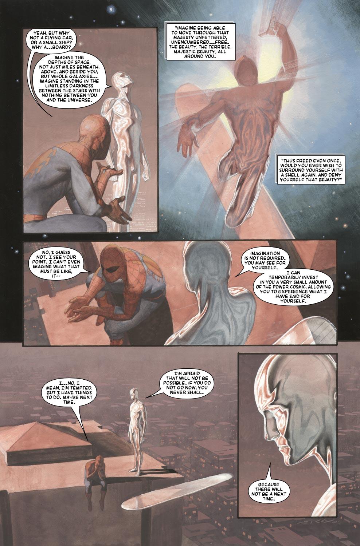 Read online Silver Surfer: Requiem comic -  Issue #2 - 16