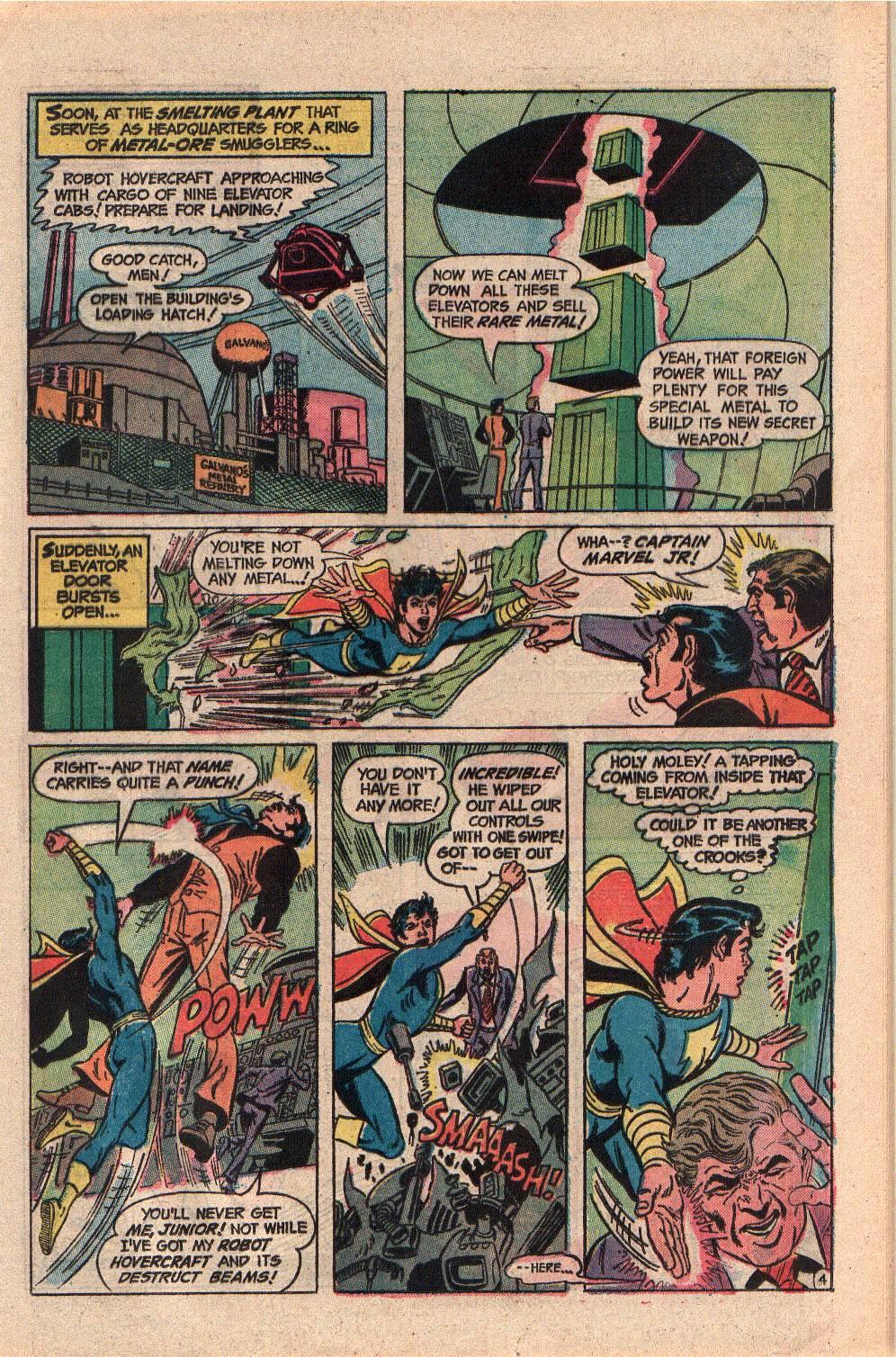 Read online Shazam! (1973) comic -  Issue #9 - 21