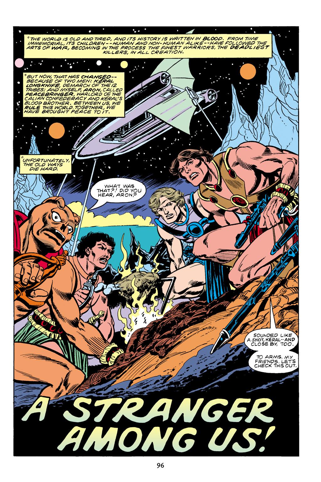 Read online Star Wars Omnibus comic -  Issue # Vol. 16 - 95