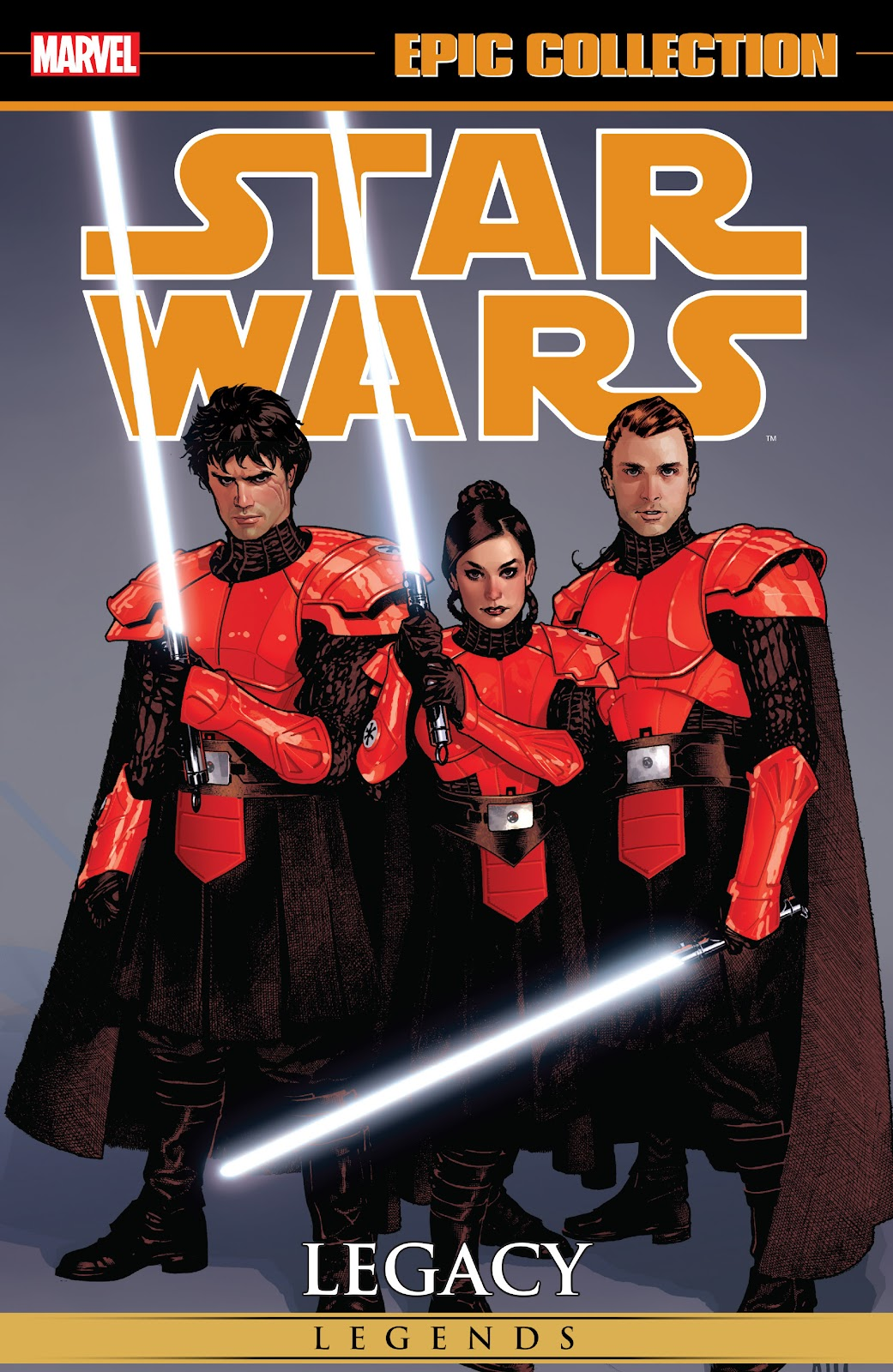 Read online Star Wars Legends: Legacy - Epic Collection comic -  Issue # TPB 1 (Part 1) - 1