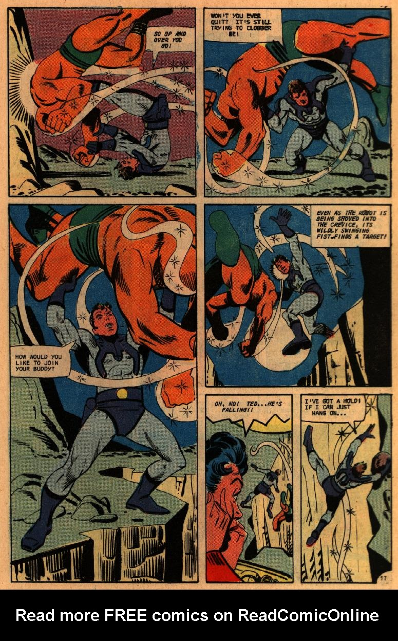 Blue Beetle (1967) issue 2 - Page 21