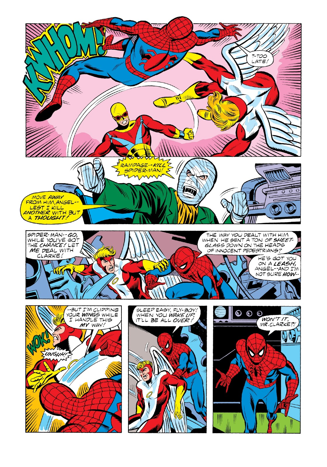Read online Marvel Masterworks: The Spectacular Spider-Man comic -  Issue # TPB 2 (Part 1) - 41