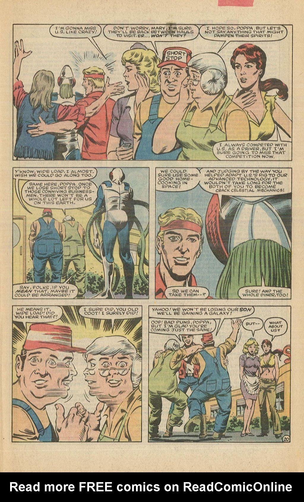 Read online U.S. 1 comic -  Issue #12 - 29