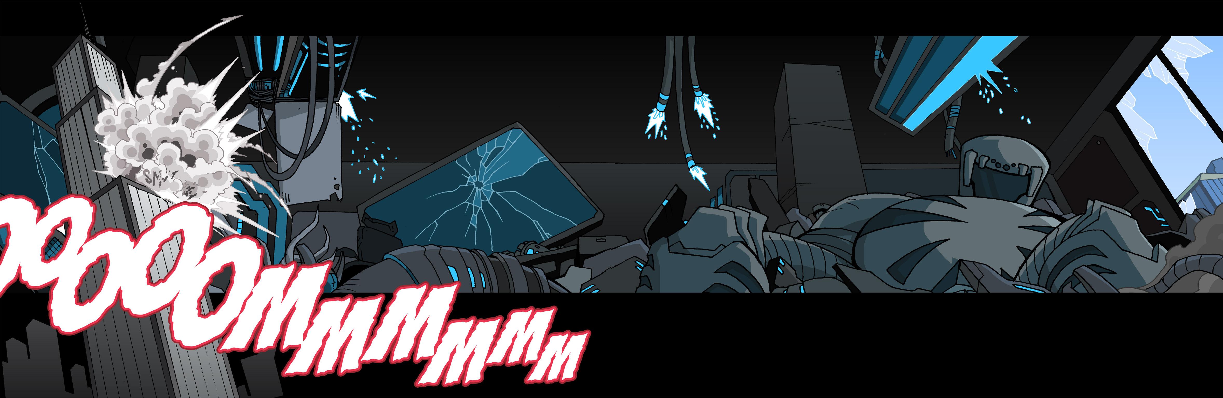 Read online Ultimate Spider-Man (Infinite Comics) (2015) comic -  Issue #5 - 4