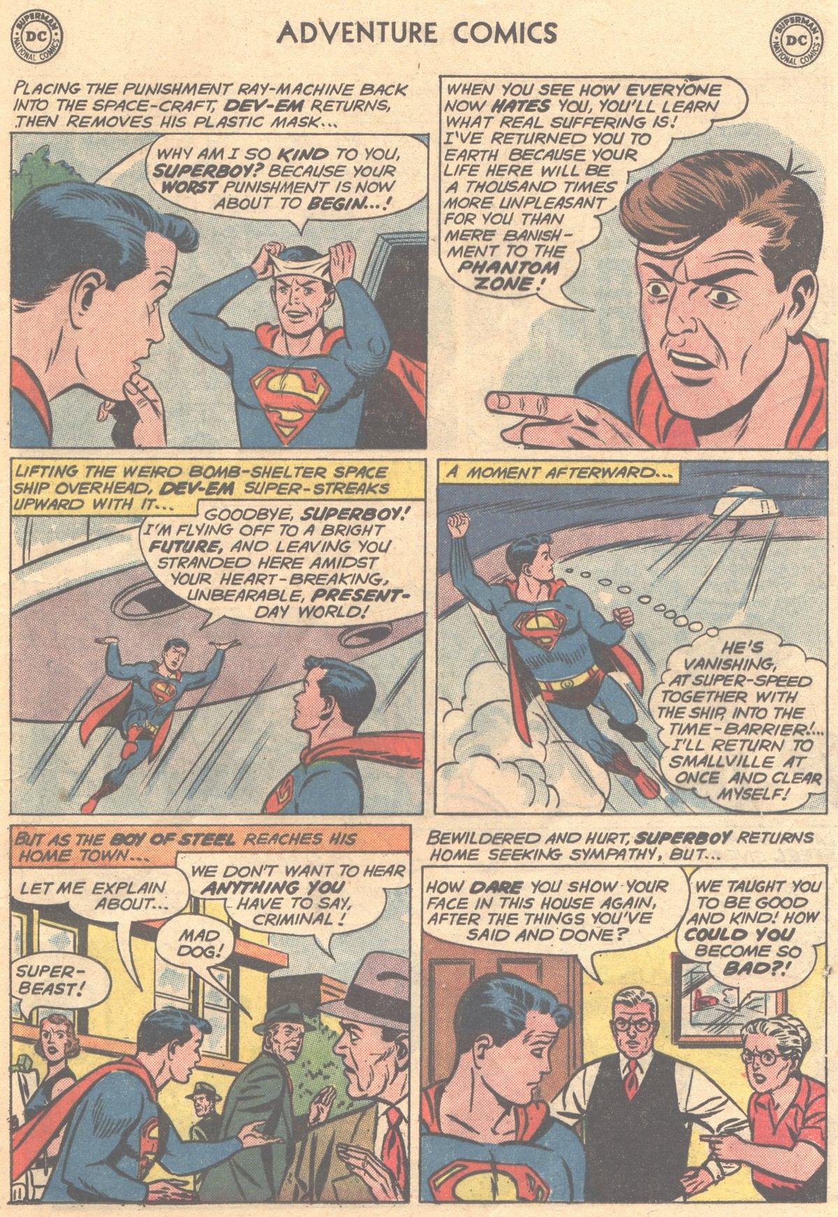 Read online Adventure Comics (1938) comic -  Issue #288 - 13