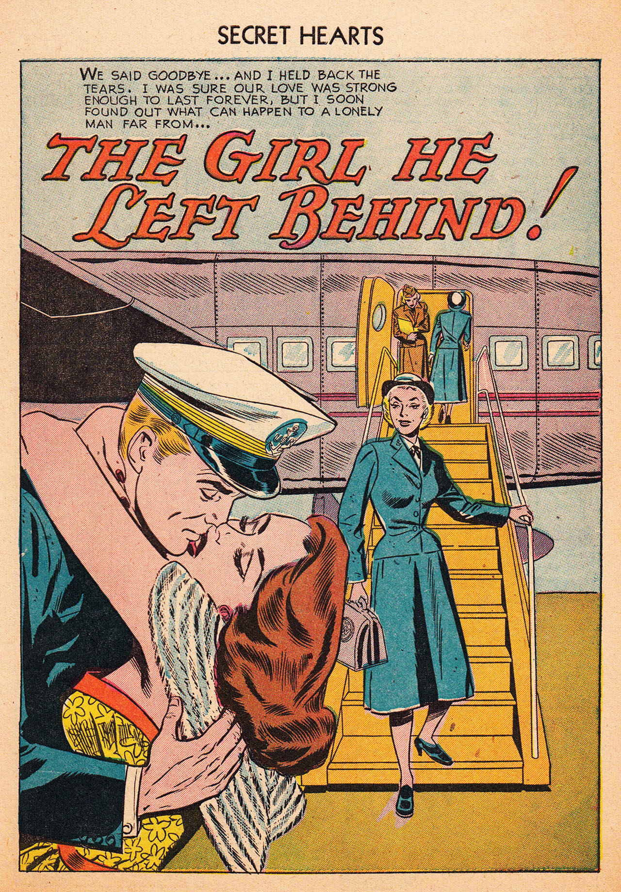 Read online Secret Hearts comic -  Issue #13 - 27