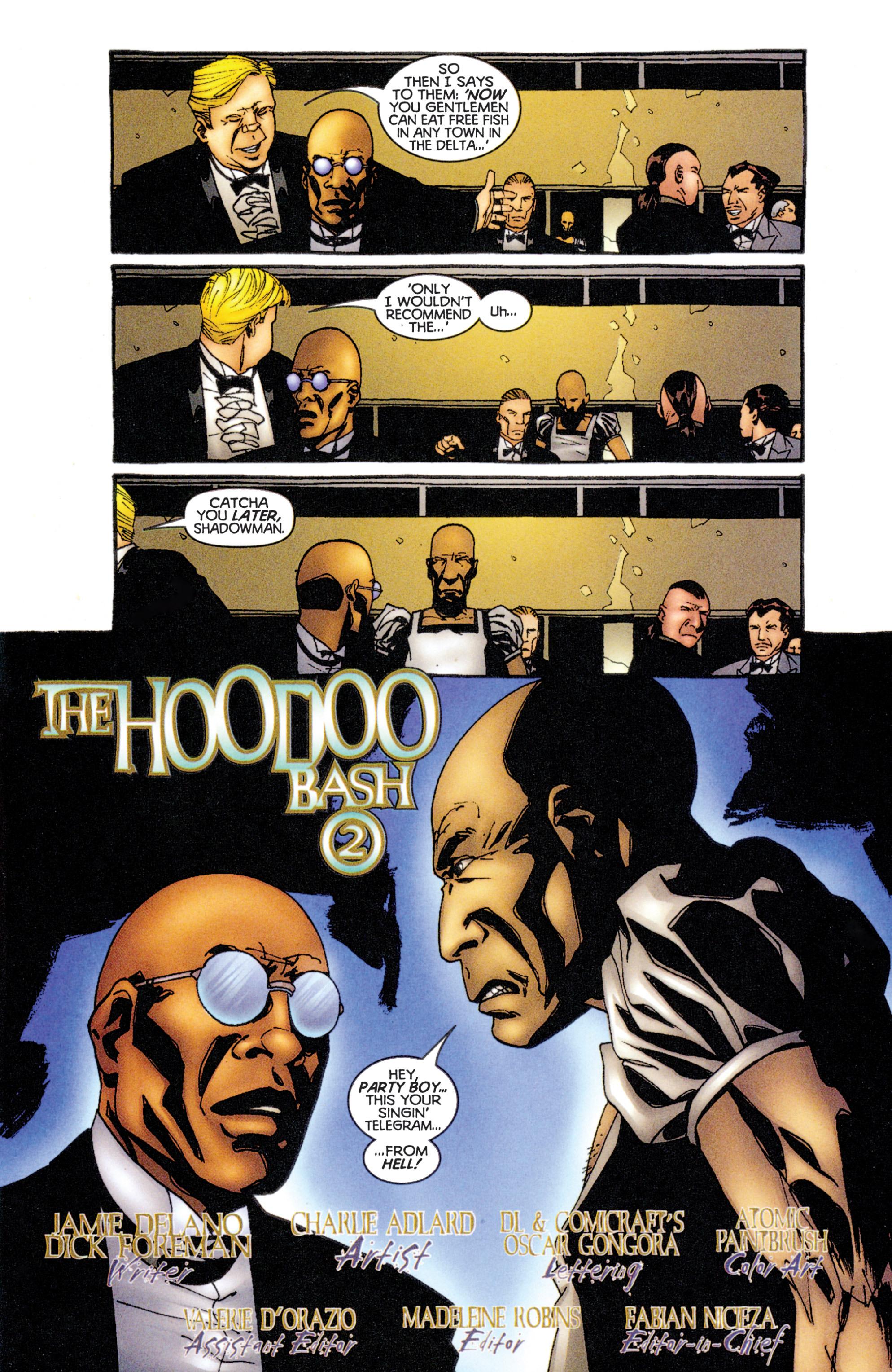 Read online Shadowman (1997) comic -  Issue #14 - 4