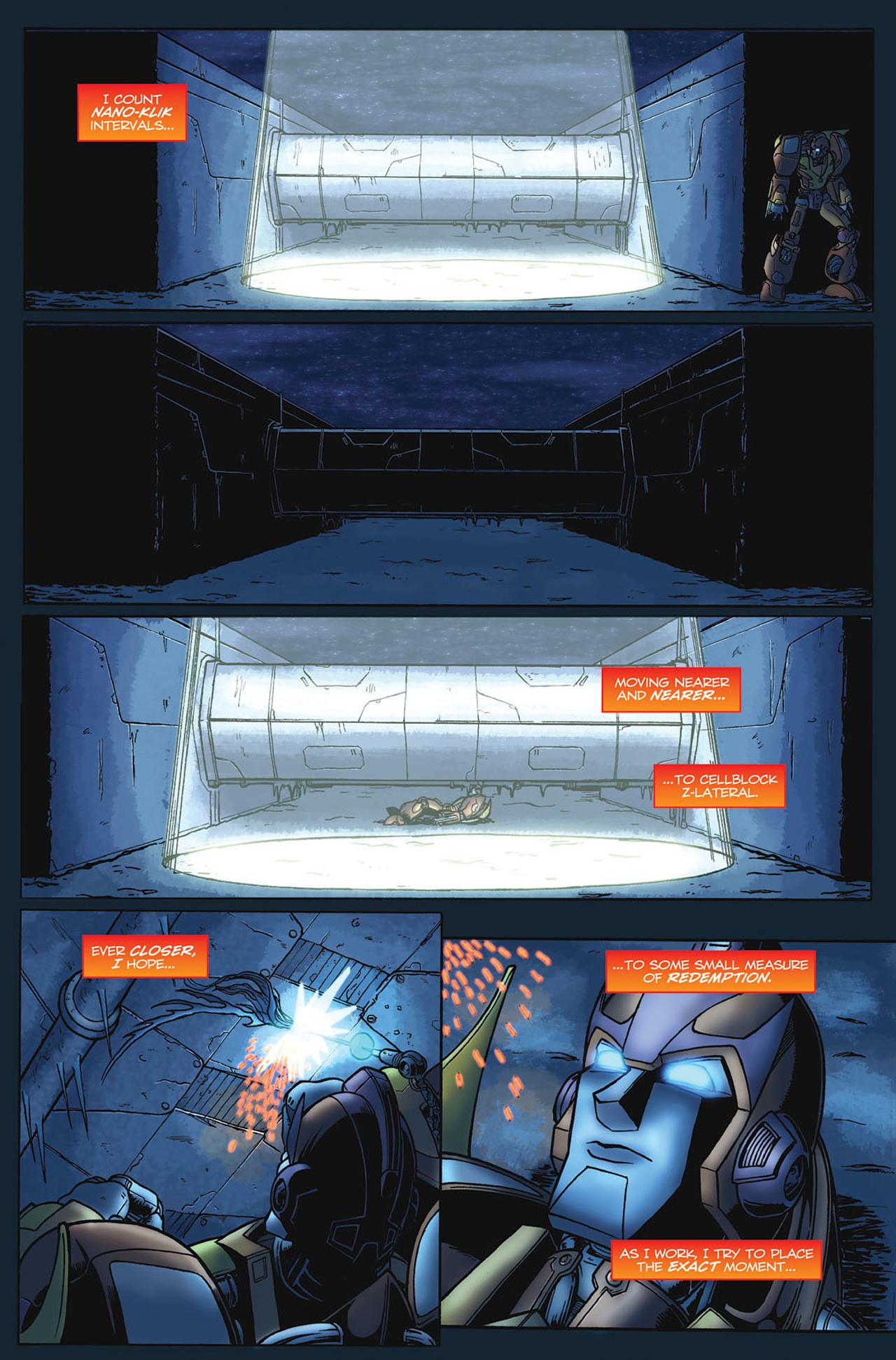 Read online Transformers Spotlight: Hot Rod comic -  Issue # Full - 12