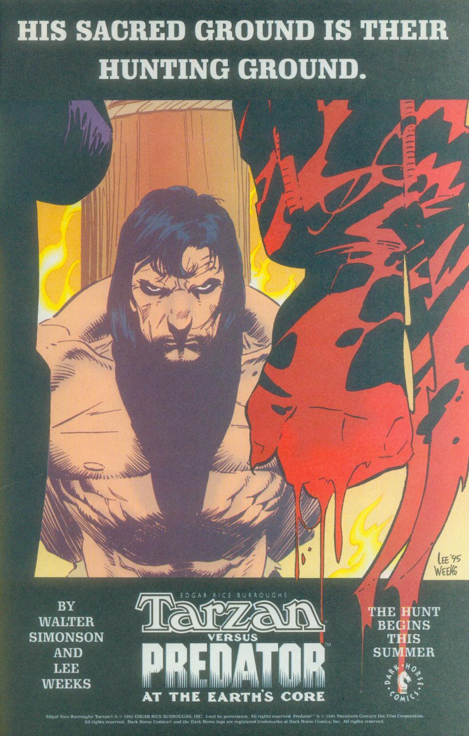 Godzilla (1995) Issue #2 #3 - English 30