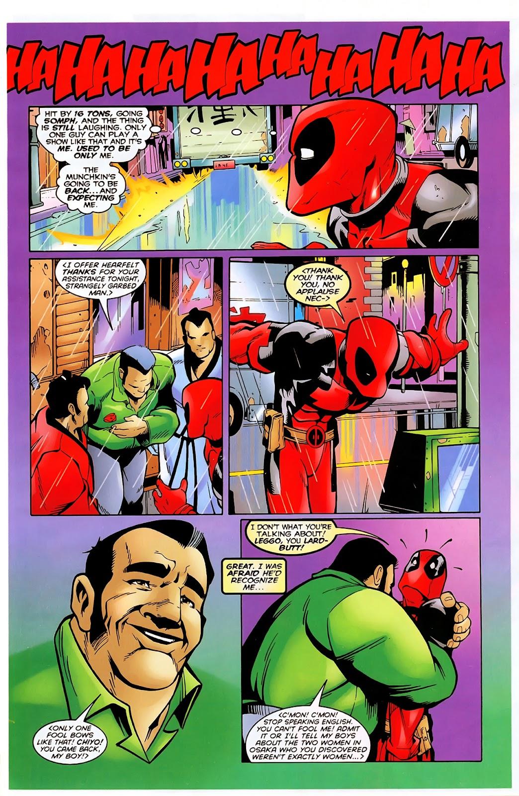 Read online Deadpool (2008) comic -  Issue #900 - 86