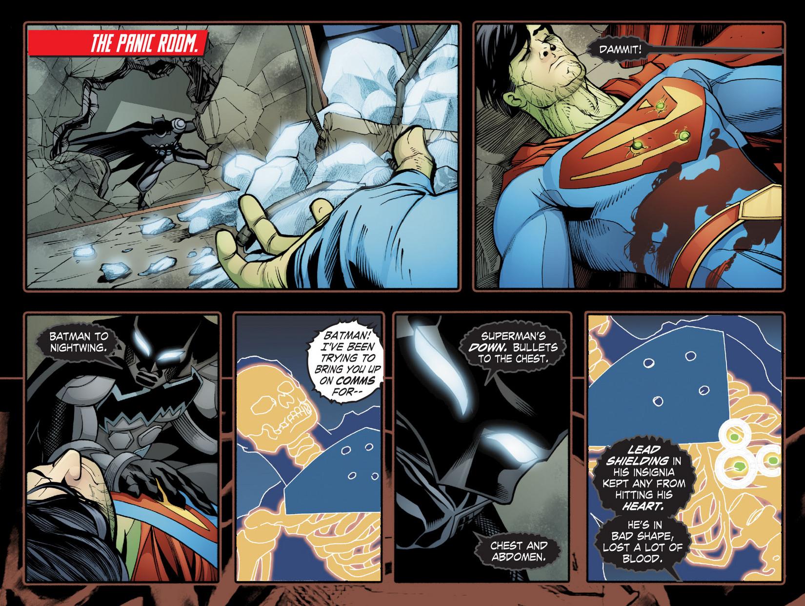 Read online Smallville: Season 11 comic -  Issue #20 - 13