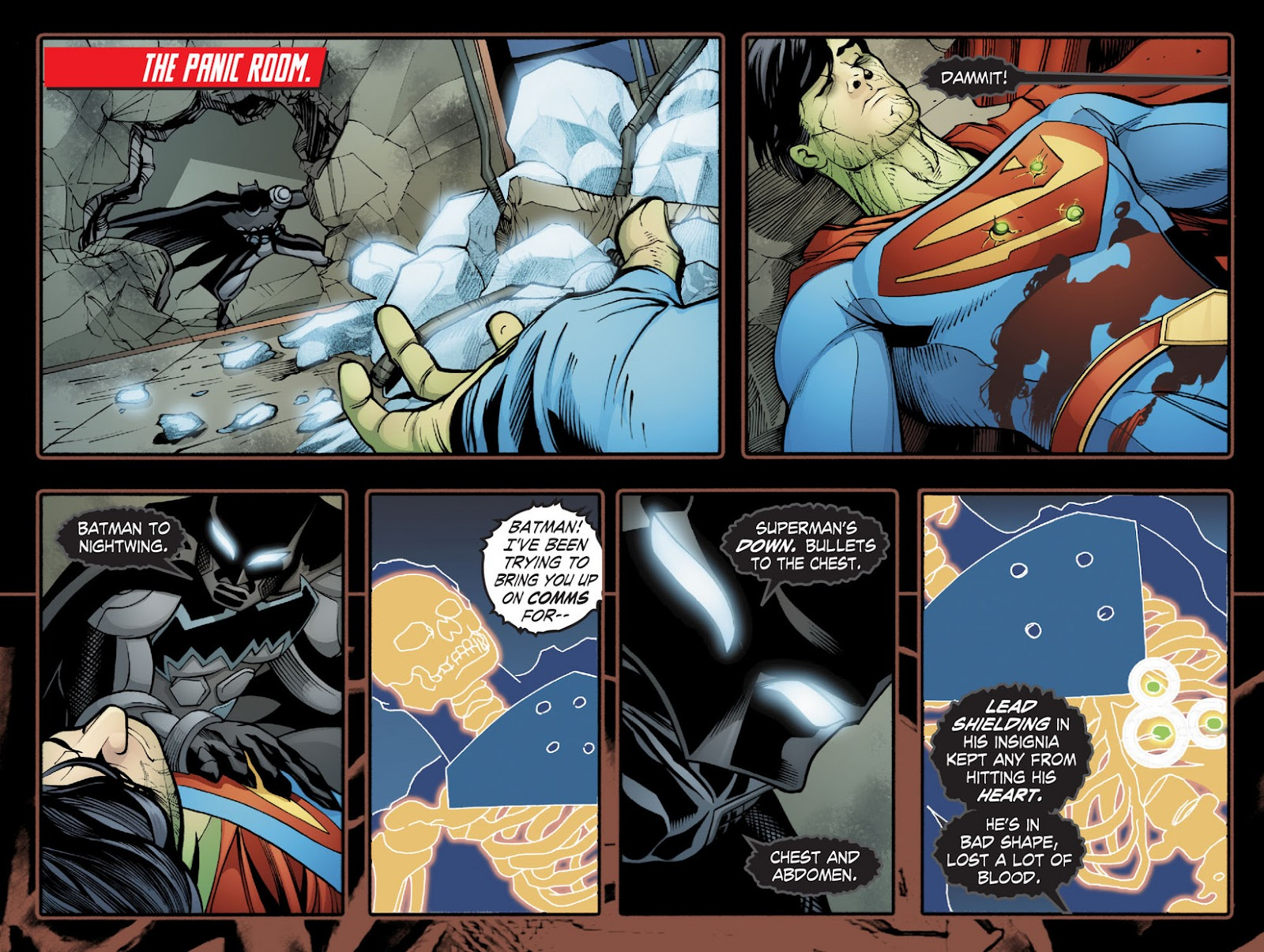 Comic Smallville Season 11 Issue 20
