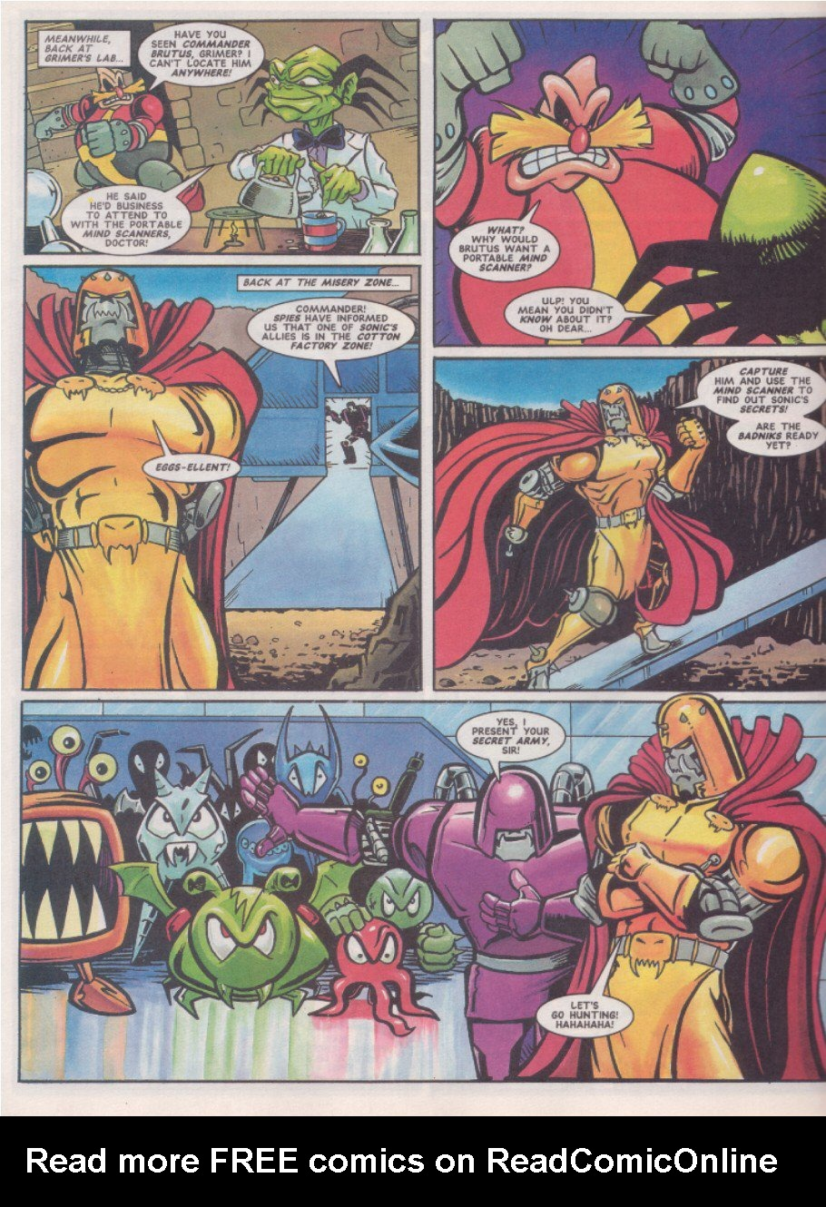 Read online Sonic the Comic comic -  Issue #70 - 27