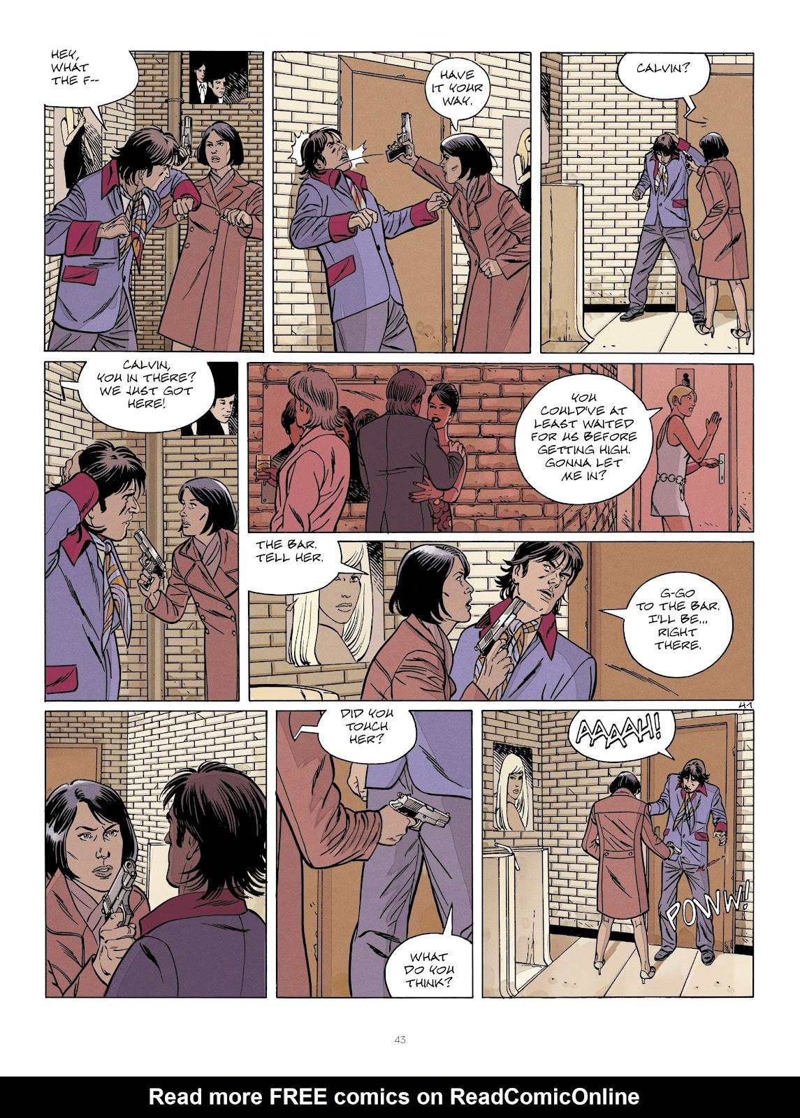 Read online Sherman comic -  Issue #7 - 43