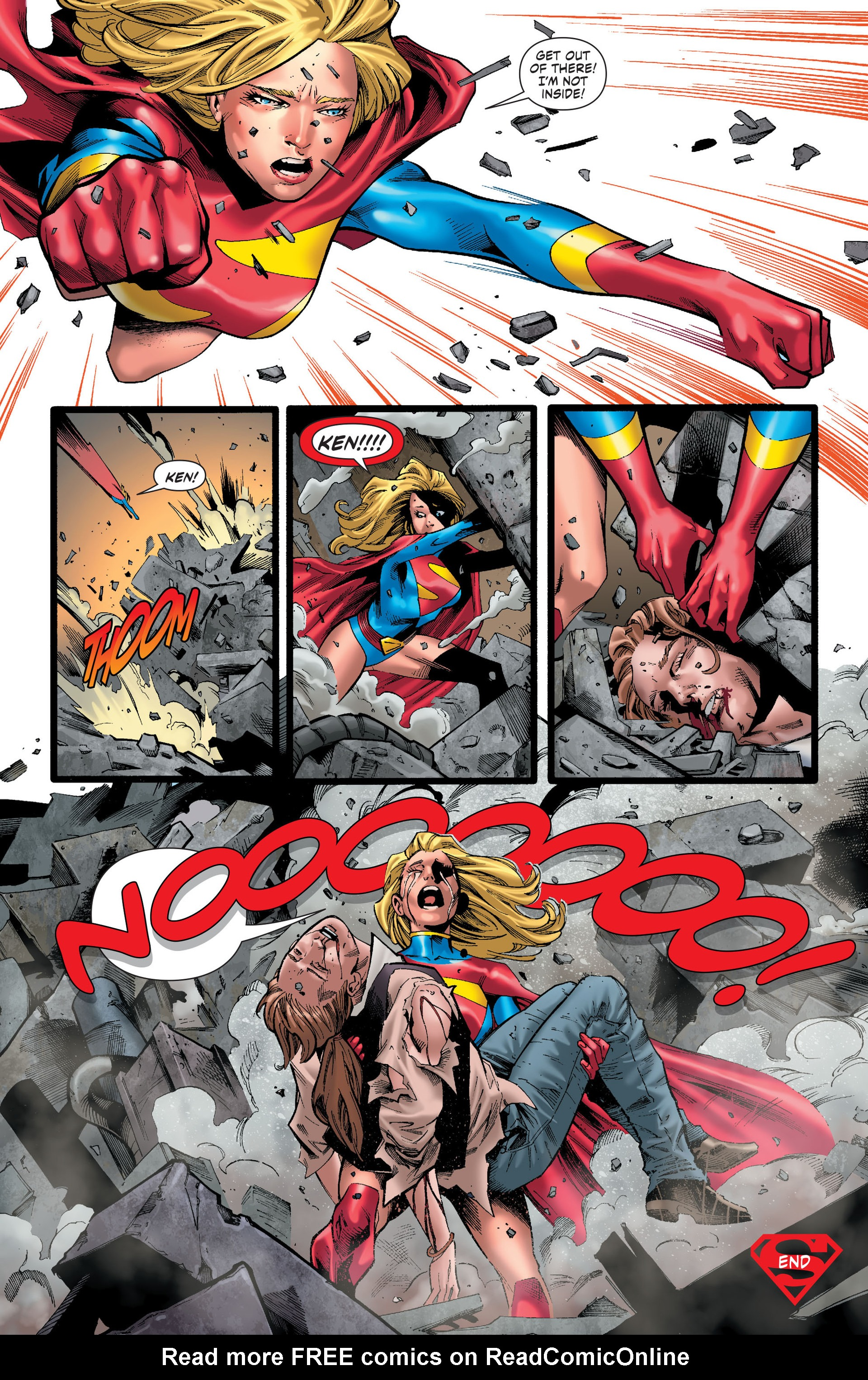 Read online Worlds' Finest comic -  Issue # _Annual 1 - 22