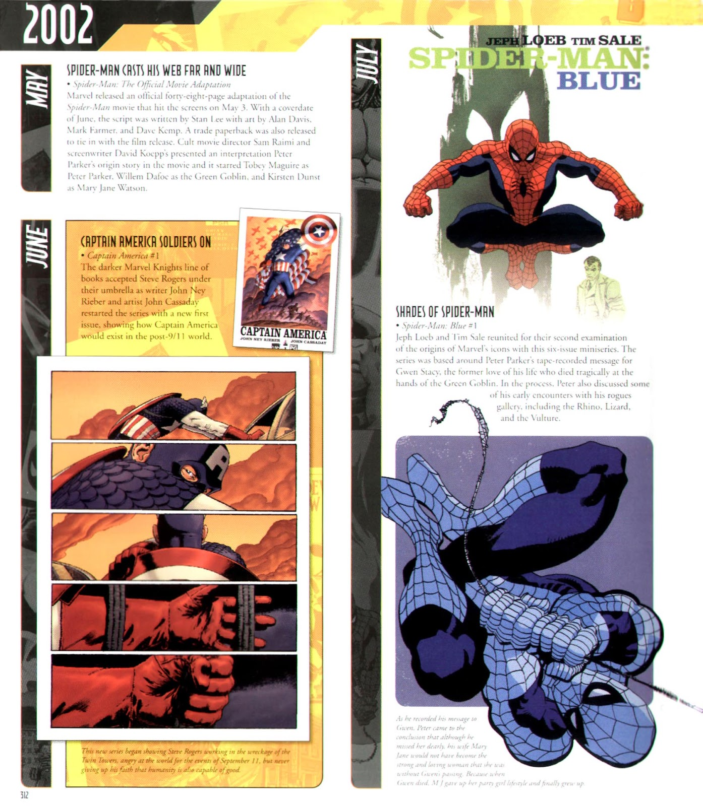 Read online Marvel Chronicle comic -  Issue # TPB (Part 3) - 90