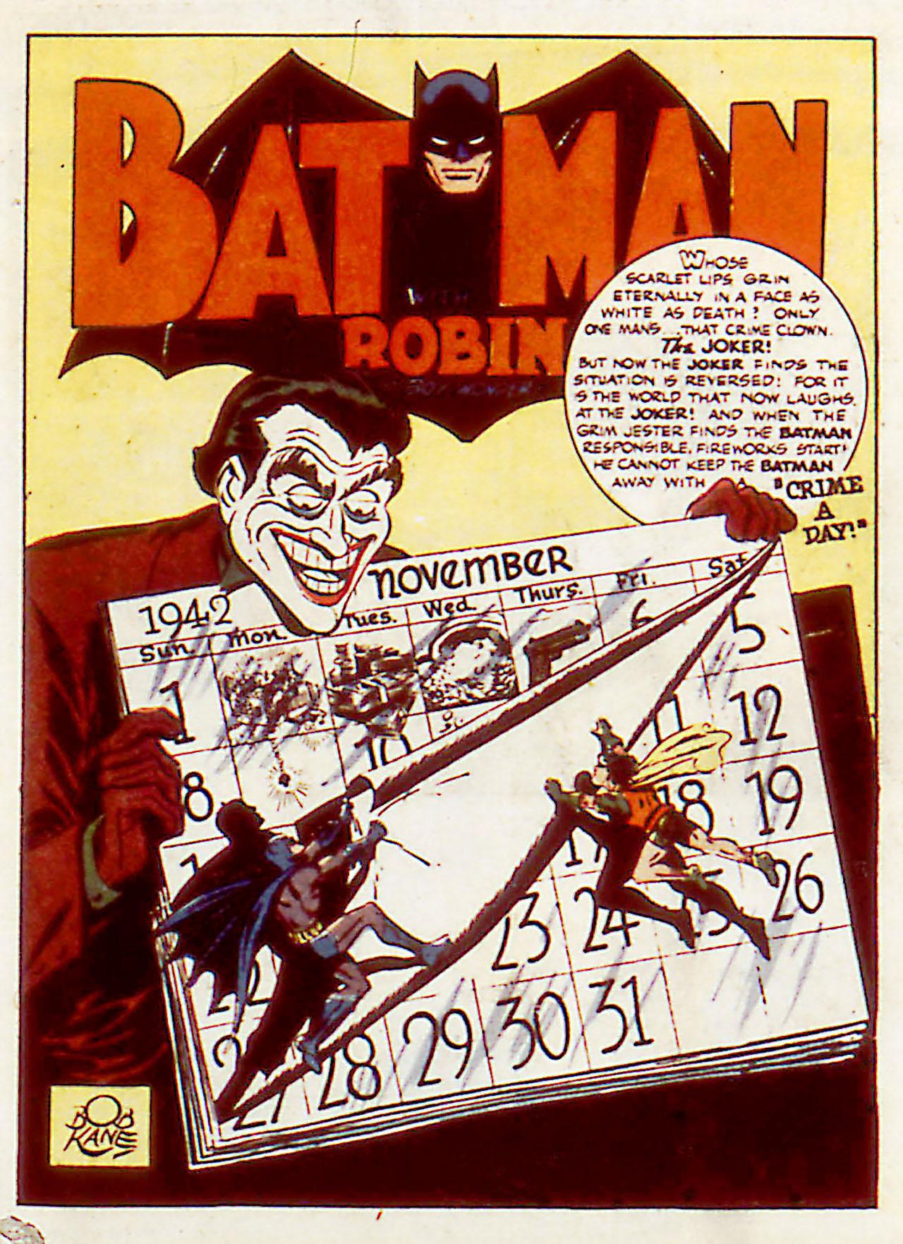 Read online Detective Comics (1937) comic -  Issue #71 - 3
