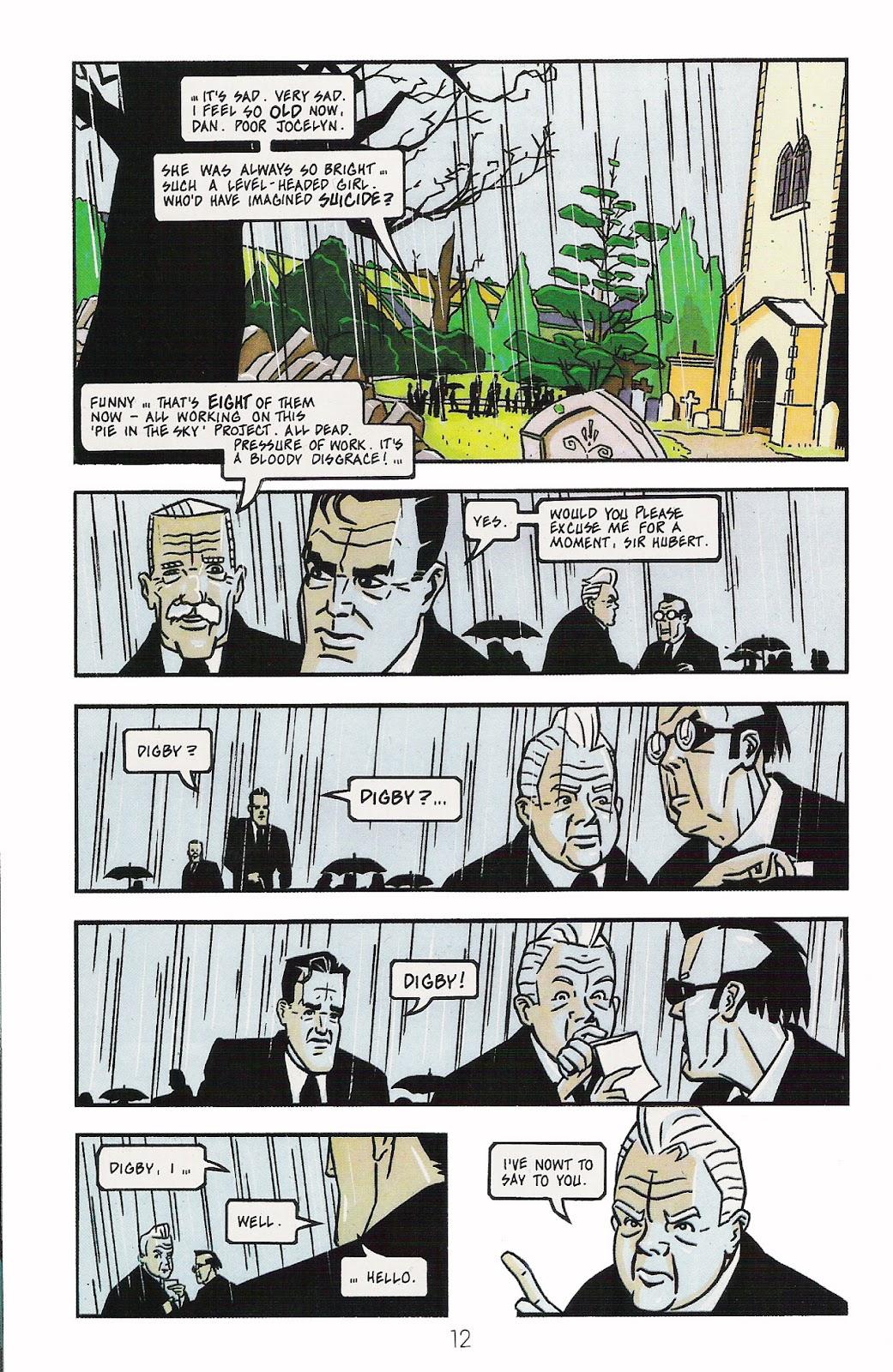 Read online Dare comic -  Issue #1 - 14