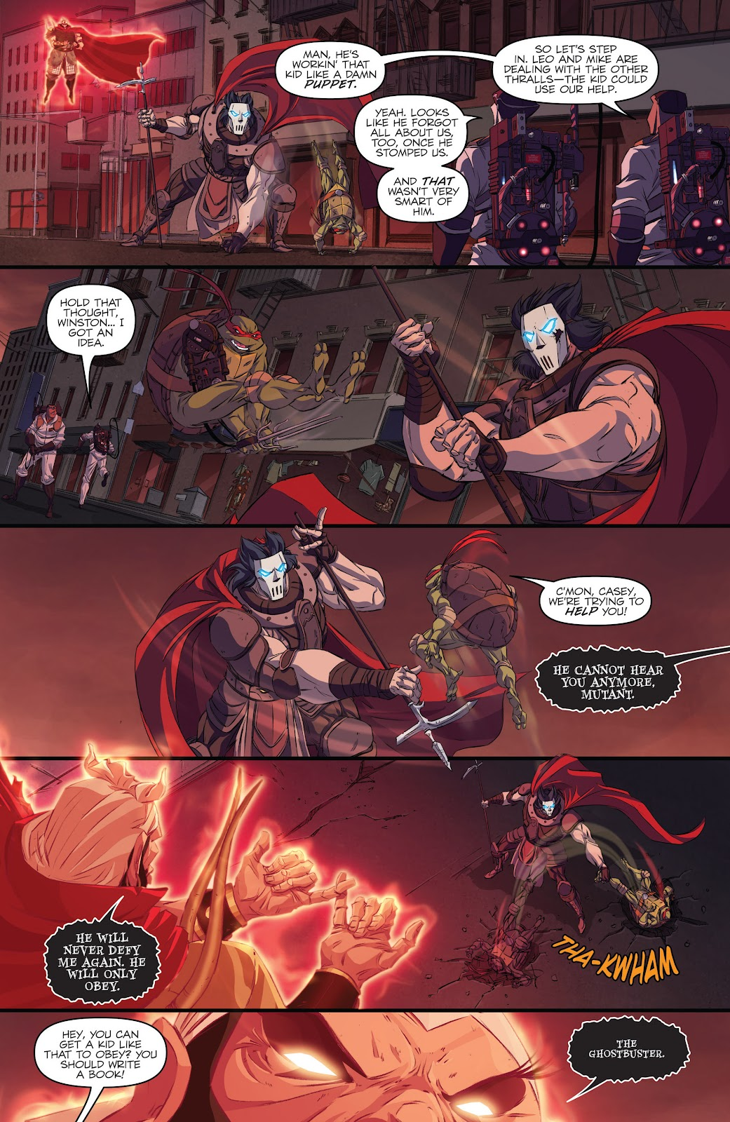 Read online Teenage Mutant Ninja Turtles: The IDW Collection comic -  Issue # TPB 5 (Part 3) - 34