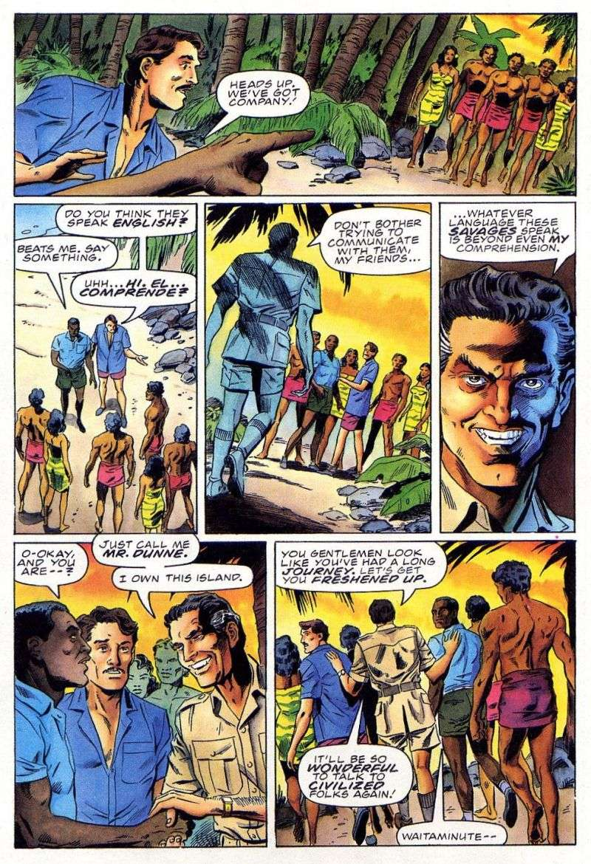 Read online Secret Weapons comic -  Issue #11 - 12