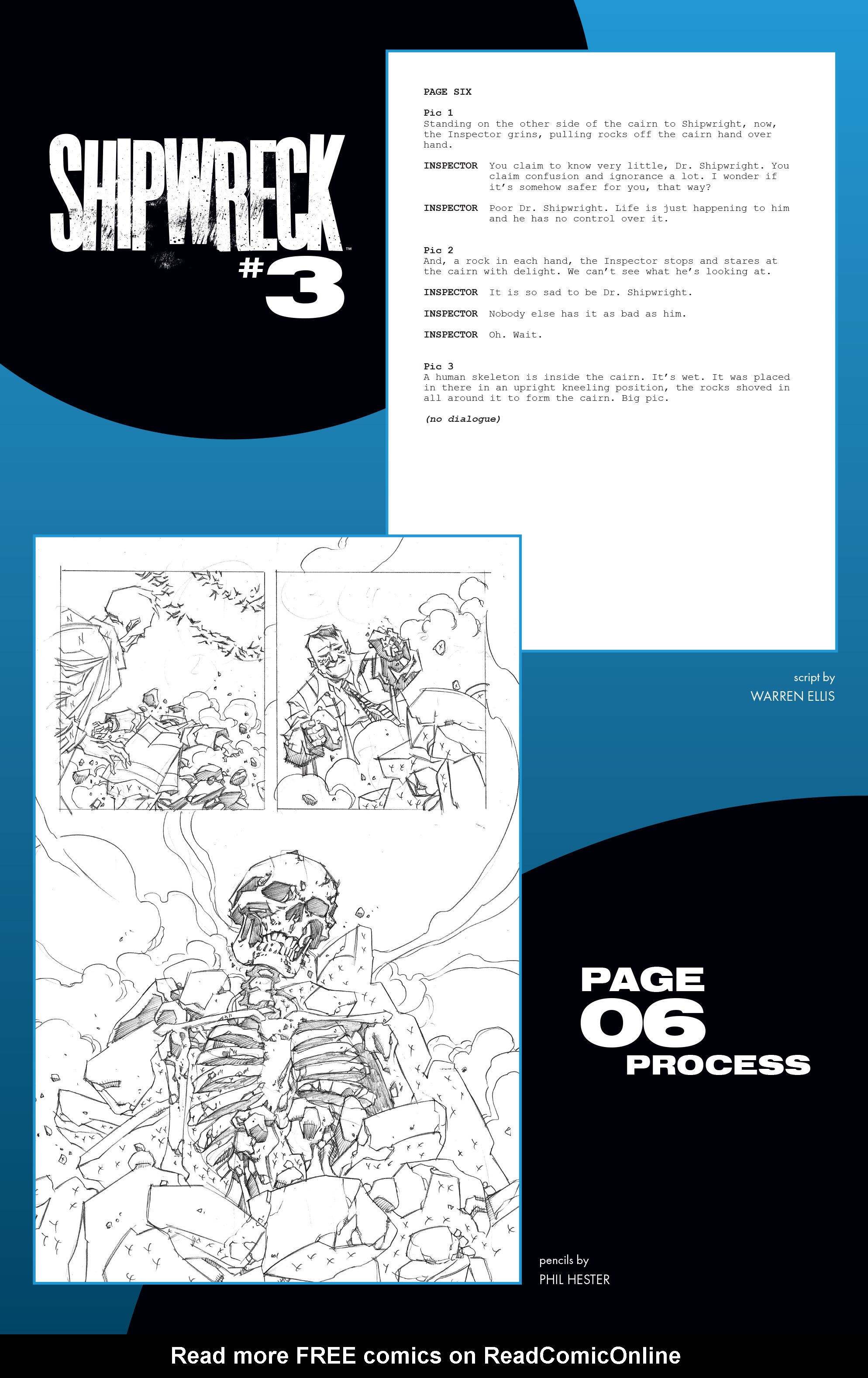 Read online Shipwreck comic -  Issue #3 - 24