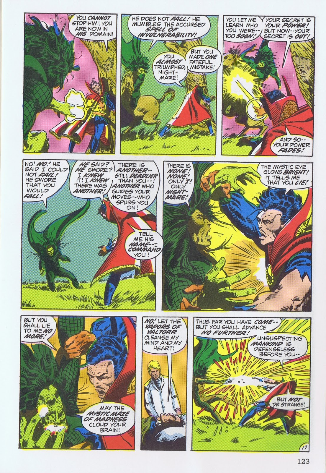 Doctor Strange: Master of the Mystic Arts issue TPB - Page 117
