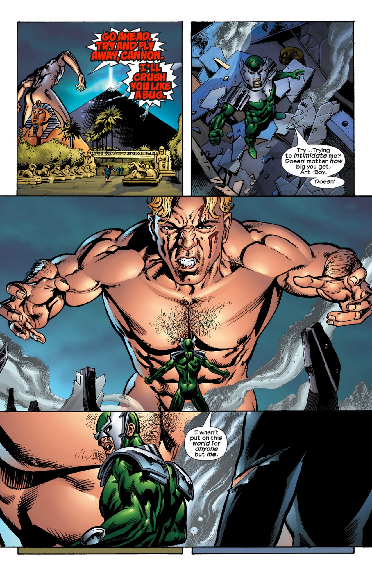 Read online Avengers (1998) comic -  Issue #71 - 19