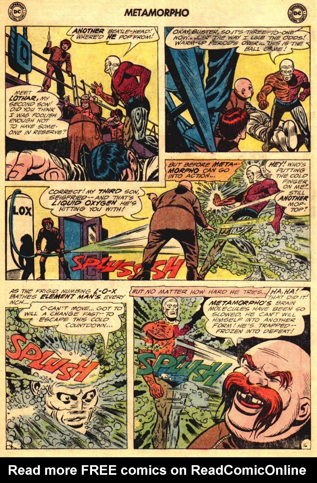 Metamorpho (1965) issue 2 - Page 18