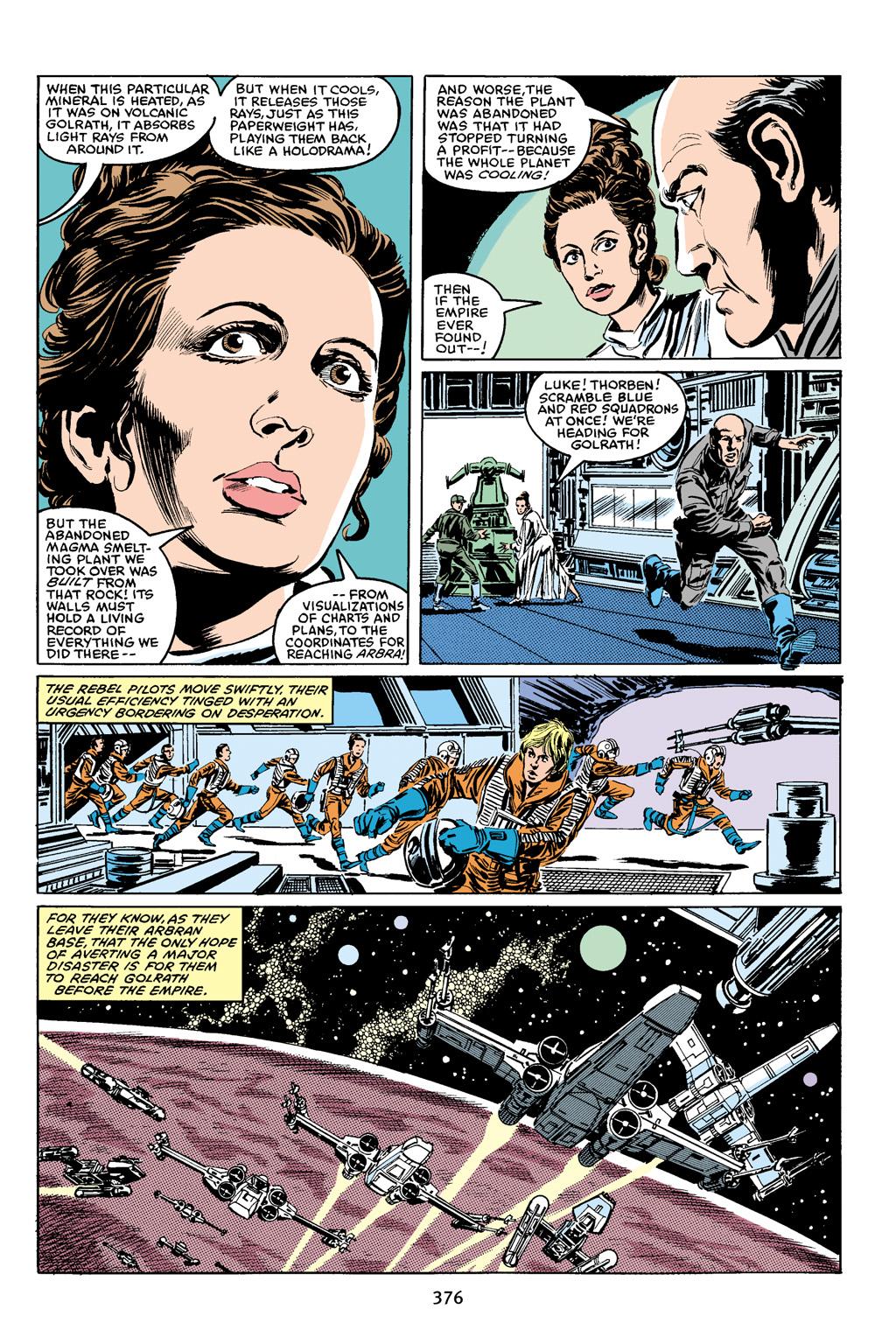 Read online Star Wars Omnibus comic -  Issue # Vol. 16 - 369