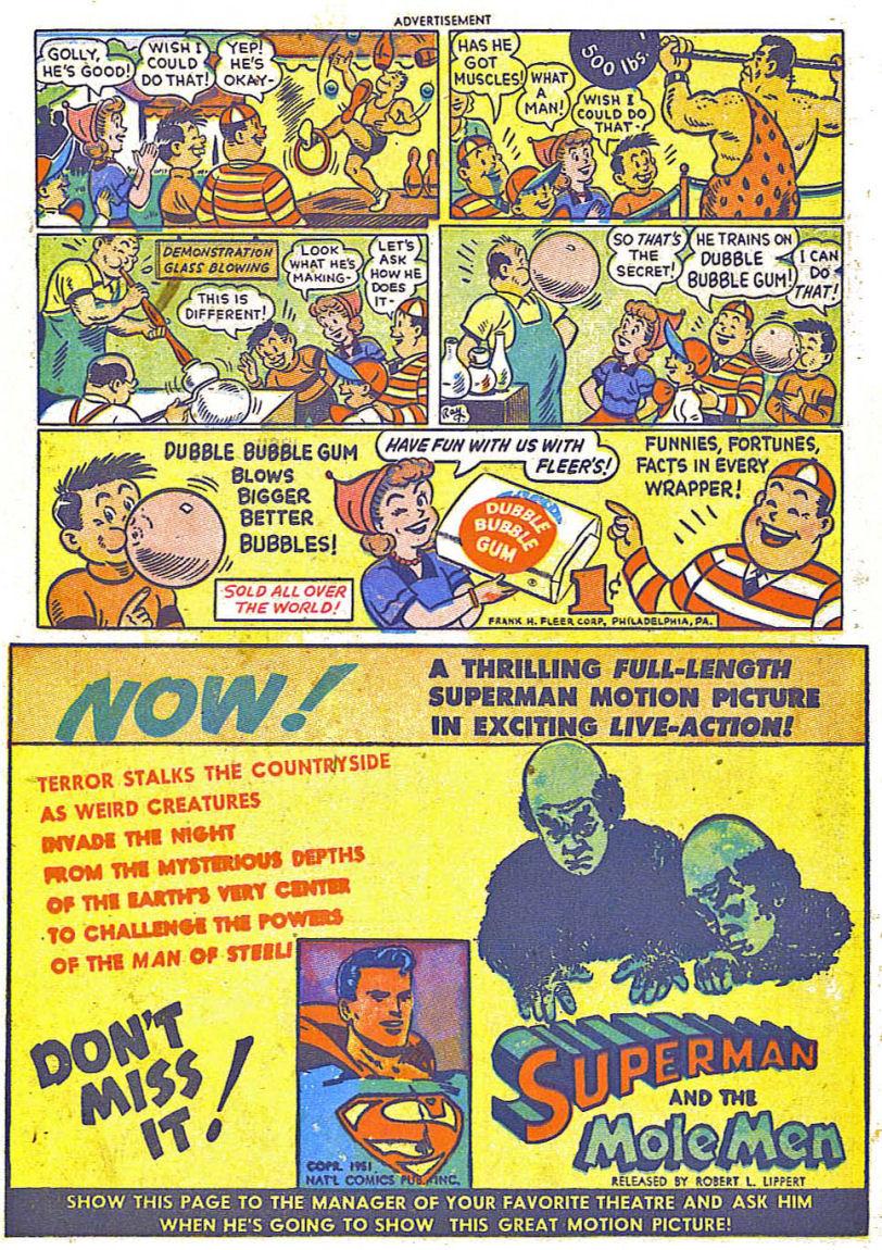 Read online Sensation (Mystery) Comics comic -  Issue #108 - 11