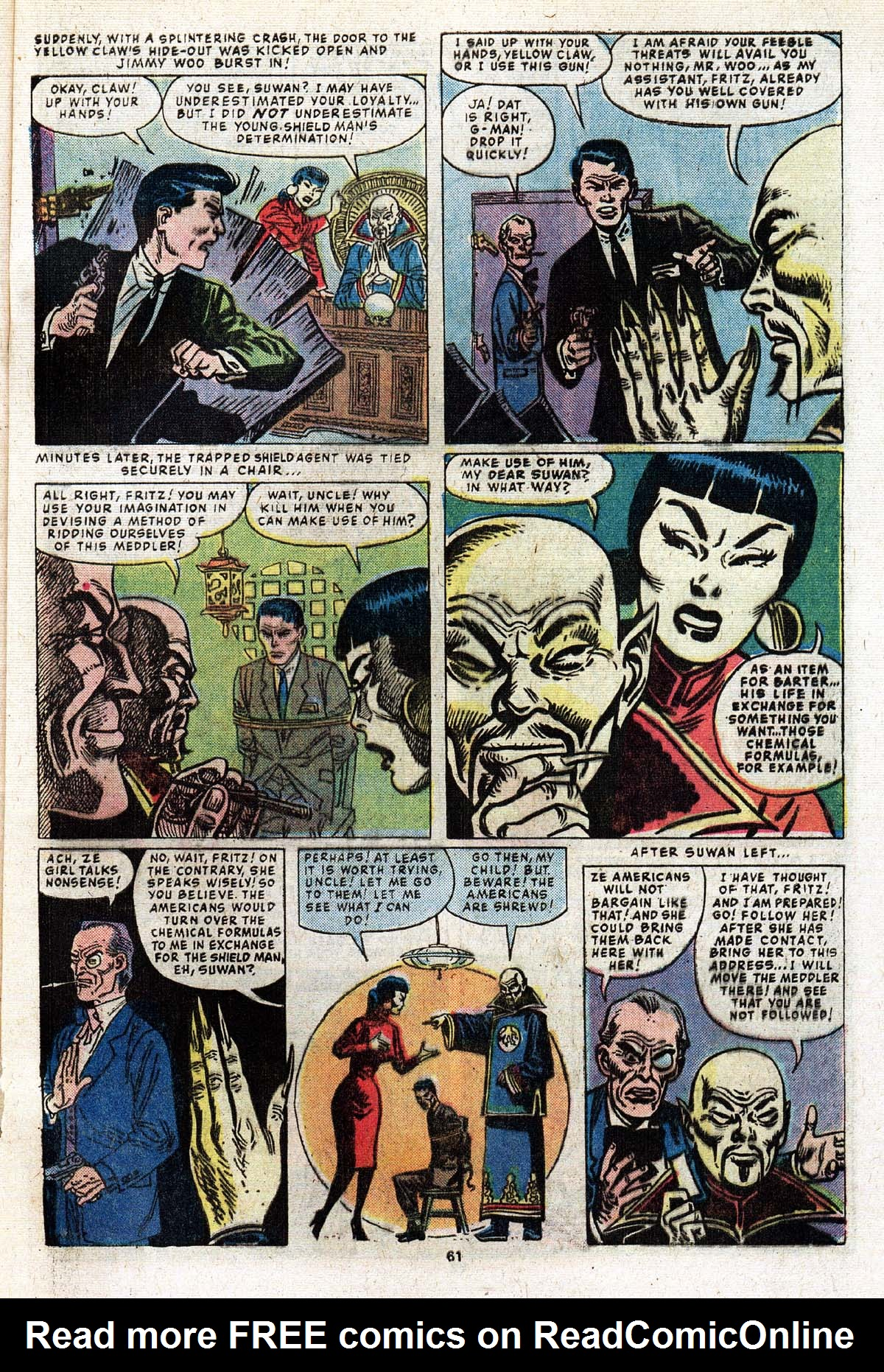 Read online Giant-Size Master of Kung Fu comic -  Issue #2 - 53