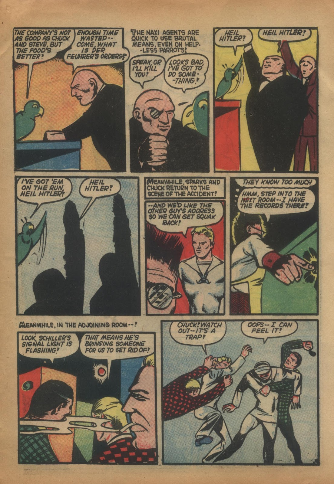 The Blue Beetle issue 15 - Page 49