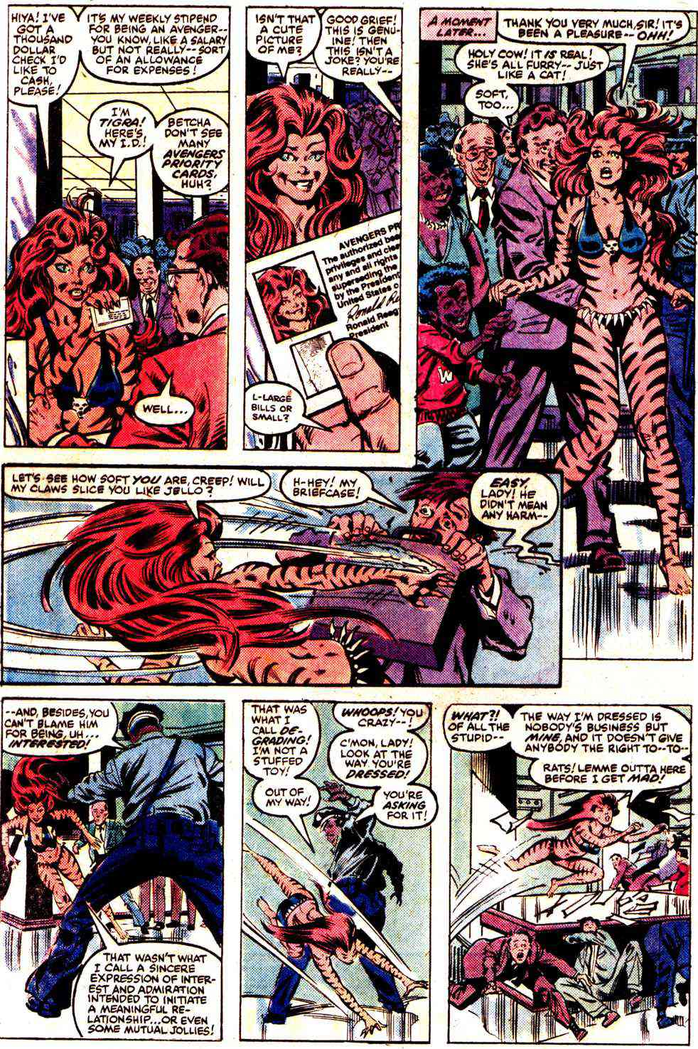 The Avengers (1963) 215 Page 2