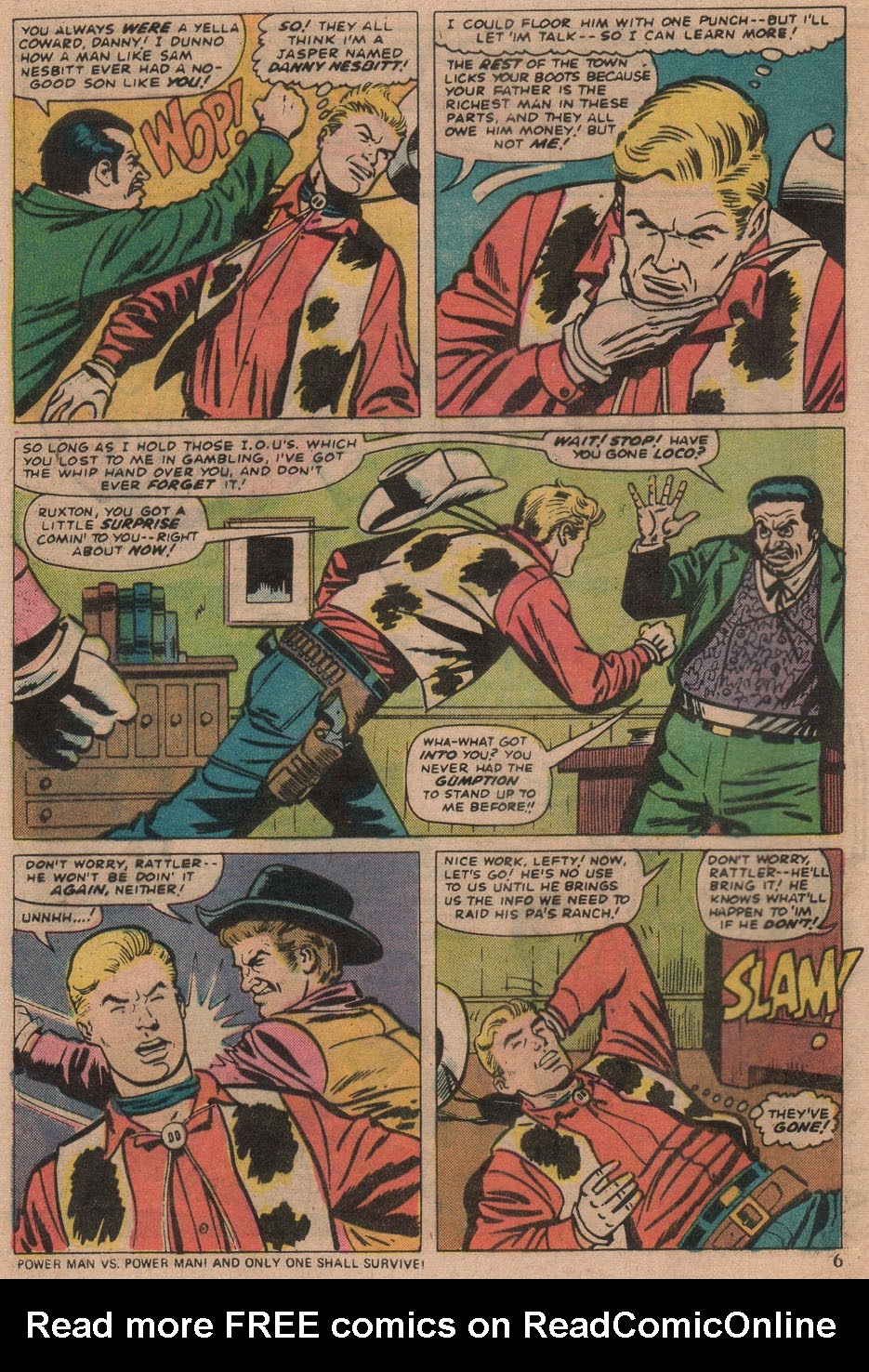 Kid Colt Outlaw issue 187 - Page 7