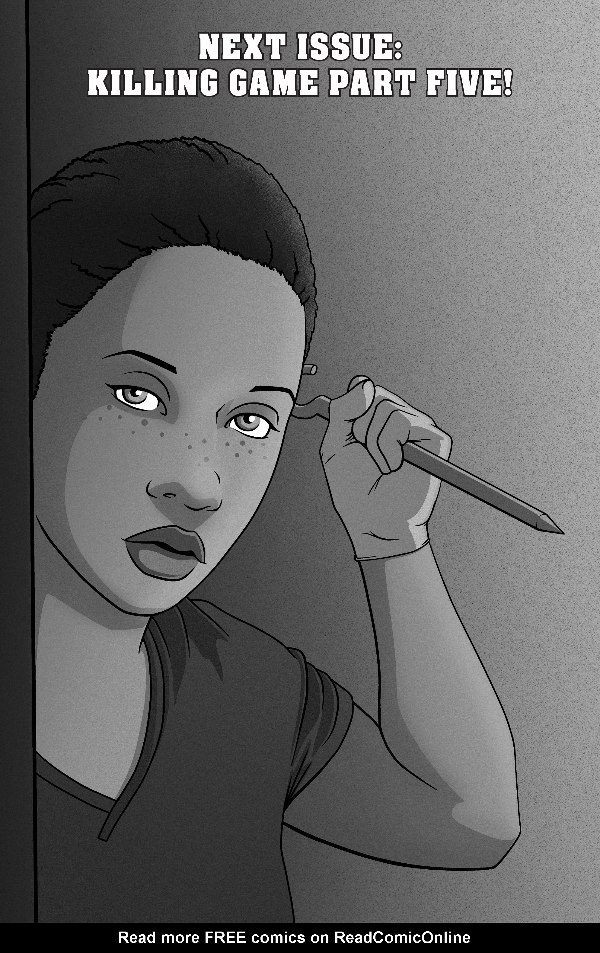 Read online A Voice in the Dark comic -  Issue #6 - 25