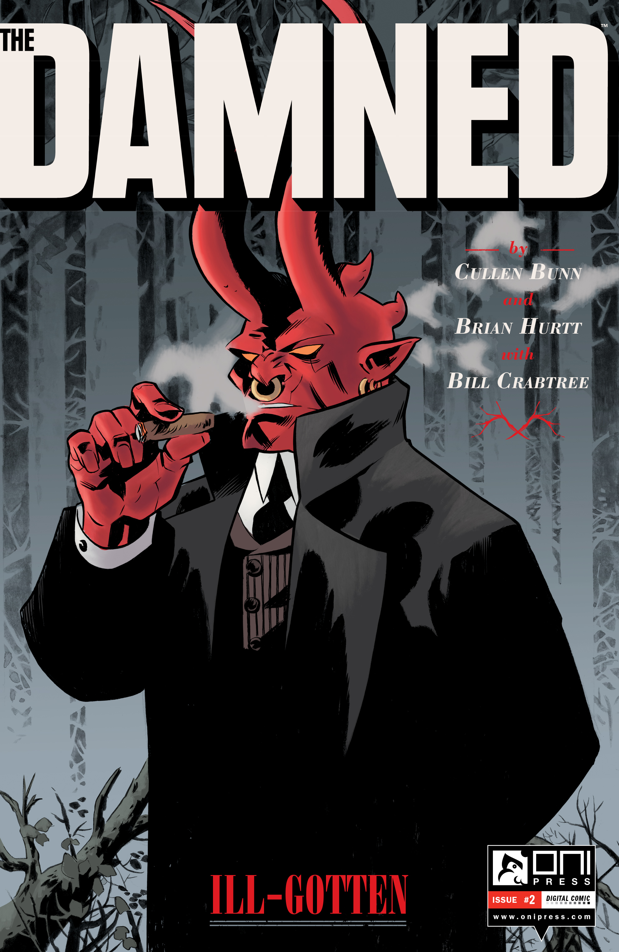 Read online The Damned comic -  Issue #2 - 1