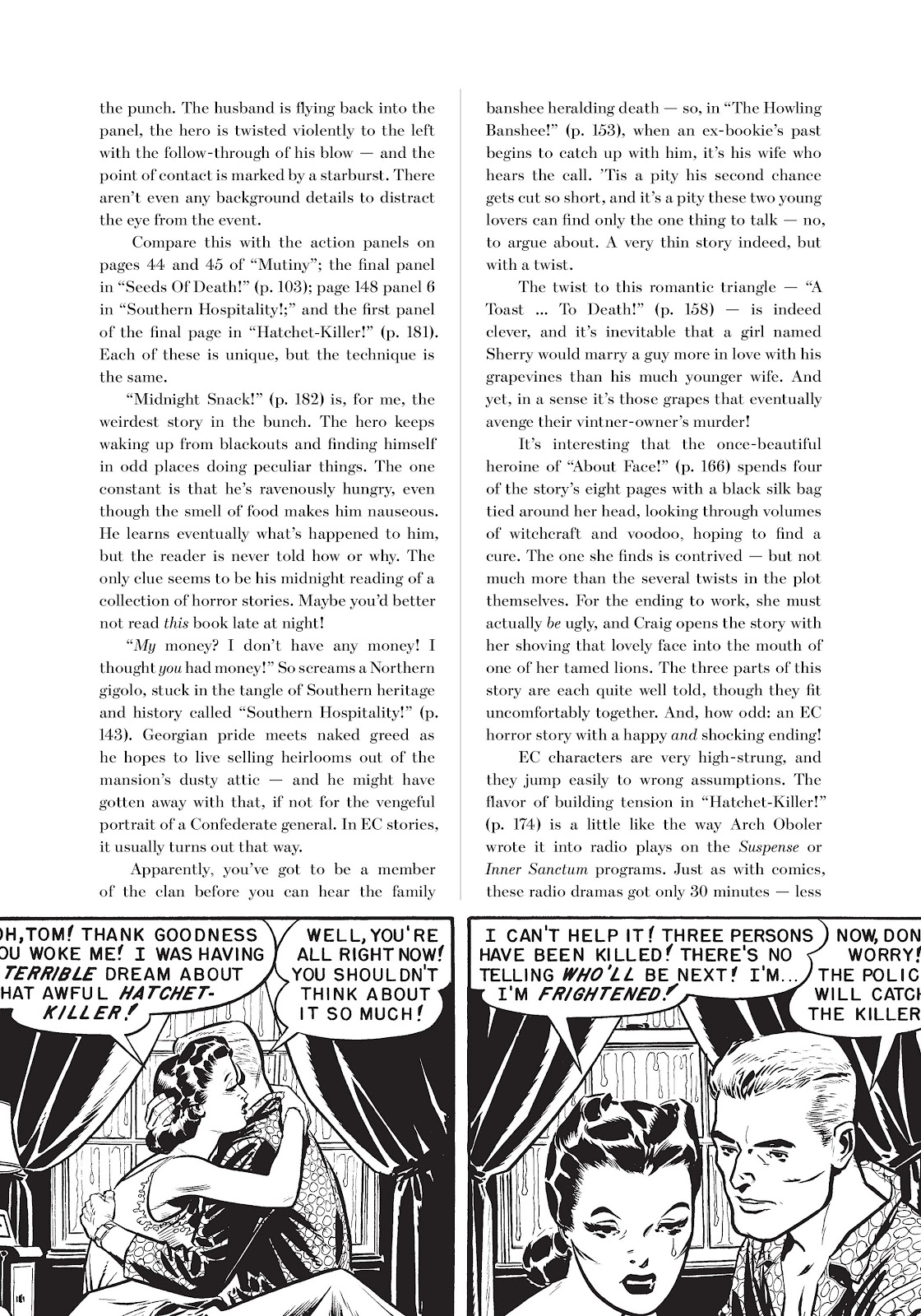 Read online Voodoo Vengeance and Other Stories comic -  Issue # TPB (Part 1) - 14