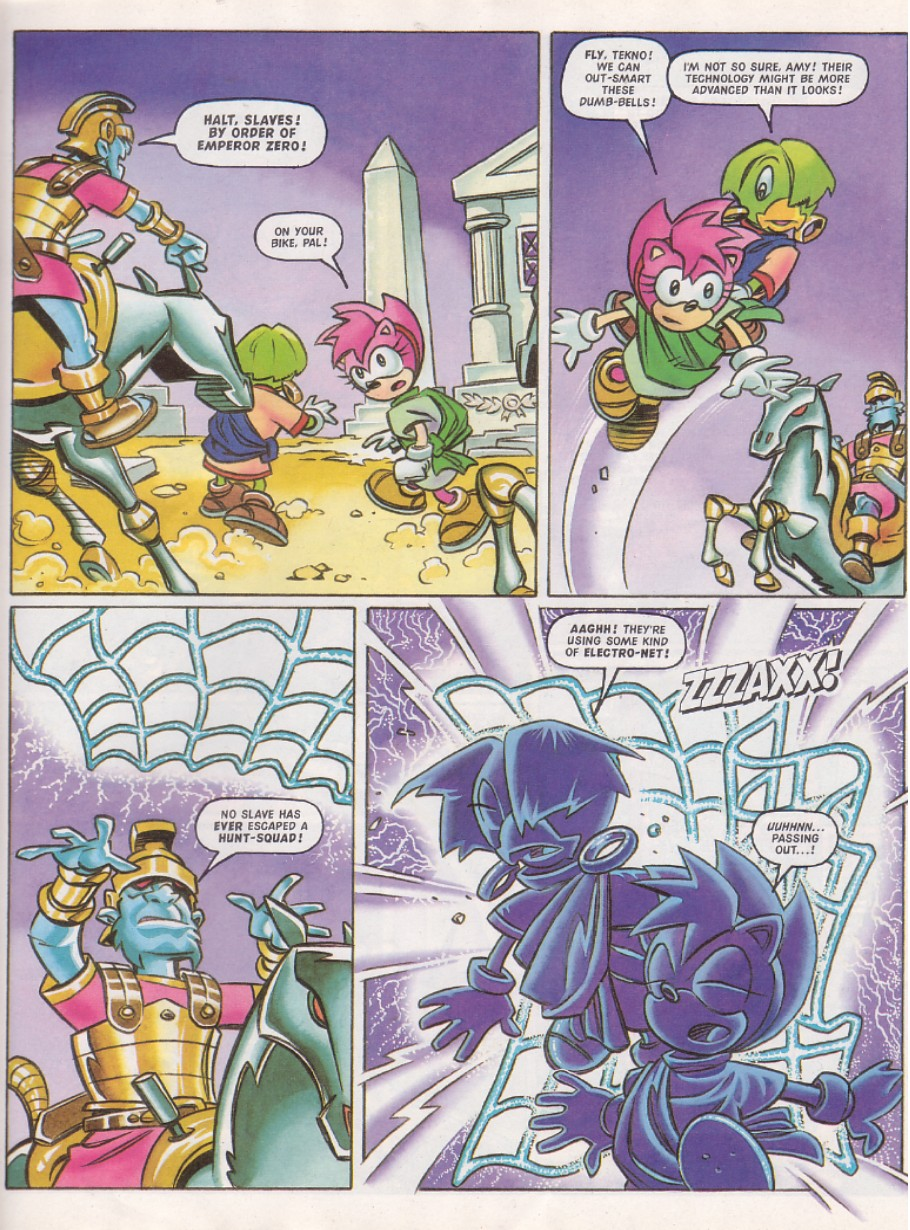 Read online Sonic the Comic comic -  Issue #143 - 10