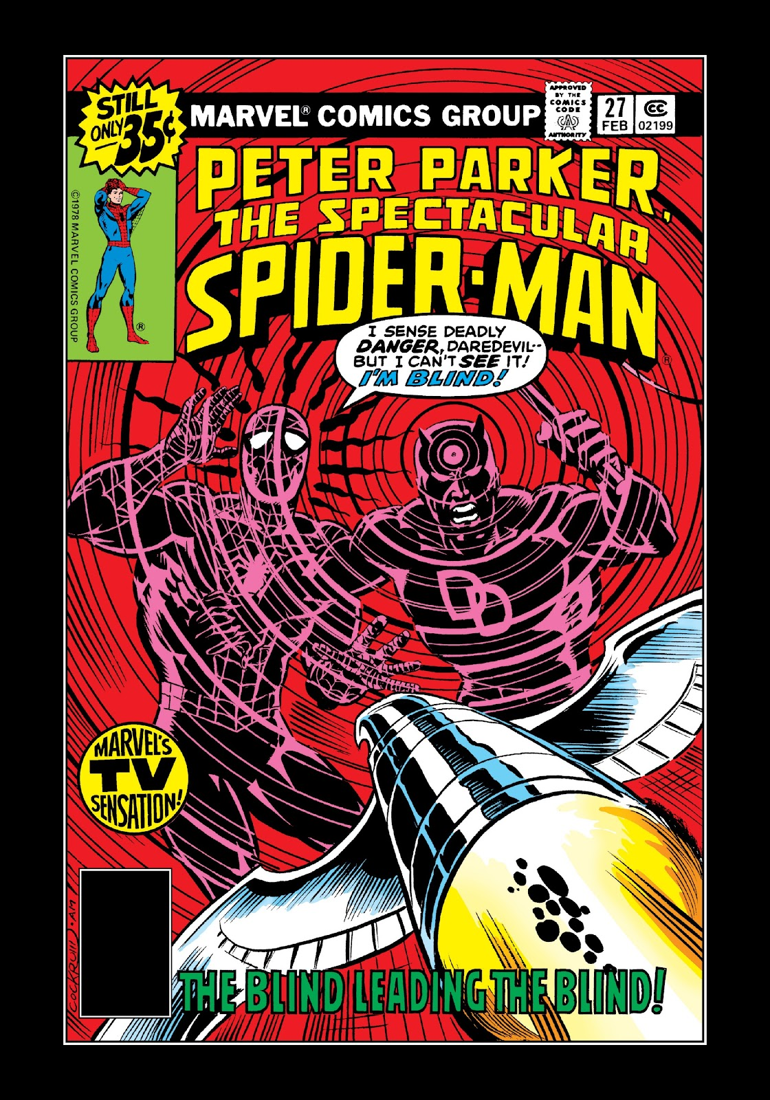 Read online Marvel Masterworks: The Spectacular Spider-Man comic -  Issue # TPB 2 (Part 3) - 7