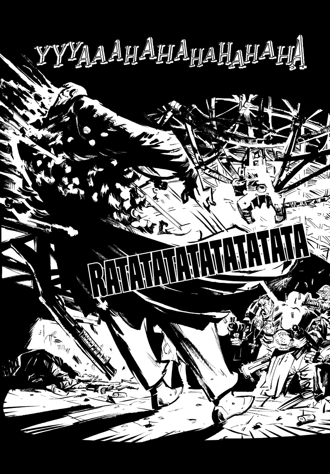 Read online Wrath of God comic -  Issue # _TPB - 14